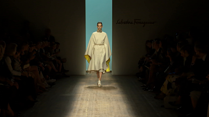 Salvatore Ferragamo Spring Summer 2015 Women's Fashion Show - Milan Fashion Week