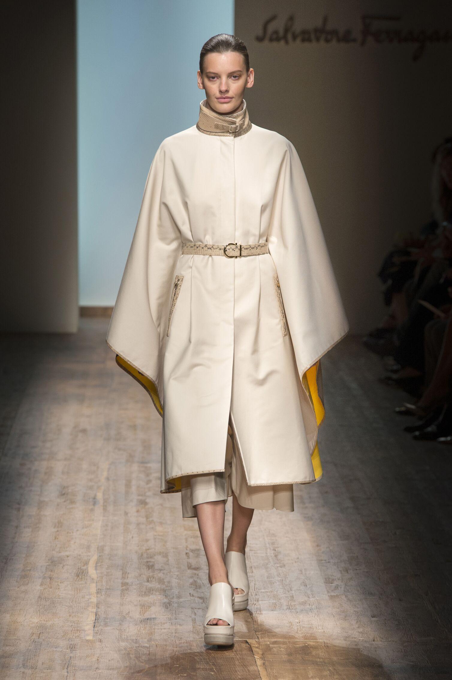 Salvatore Ferragamo Woman Milan Fashion Week