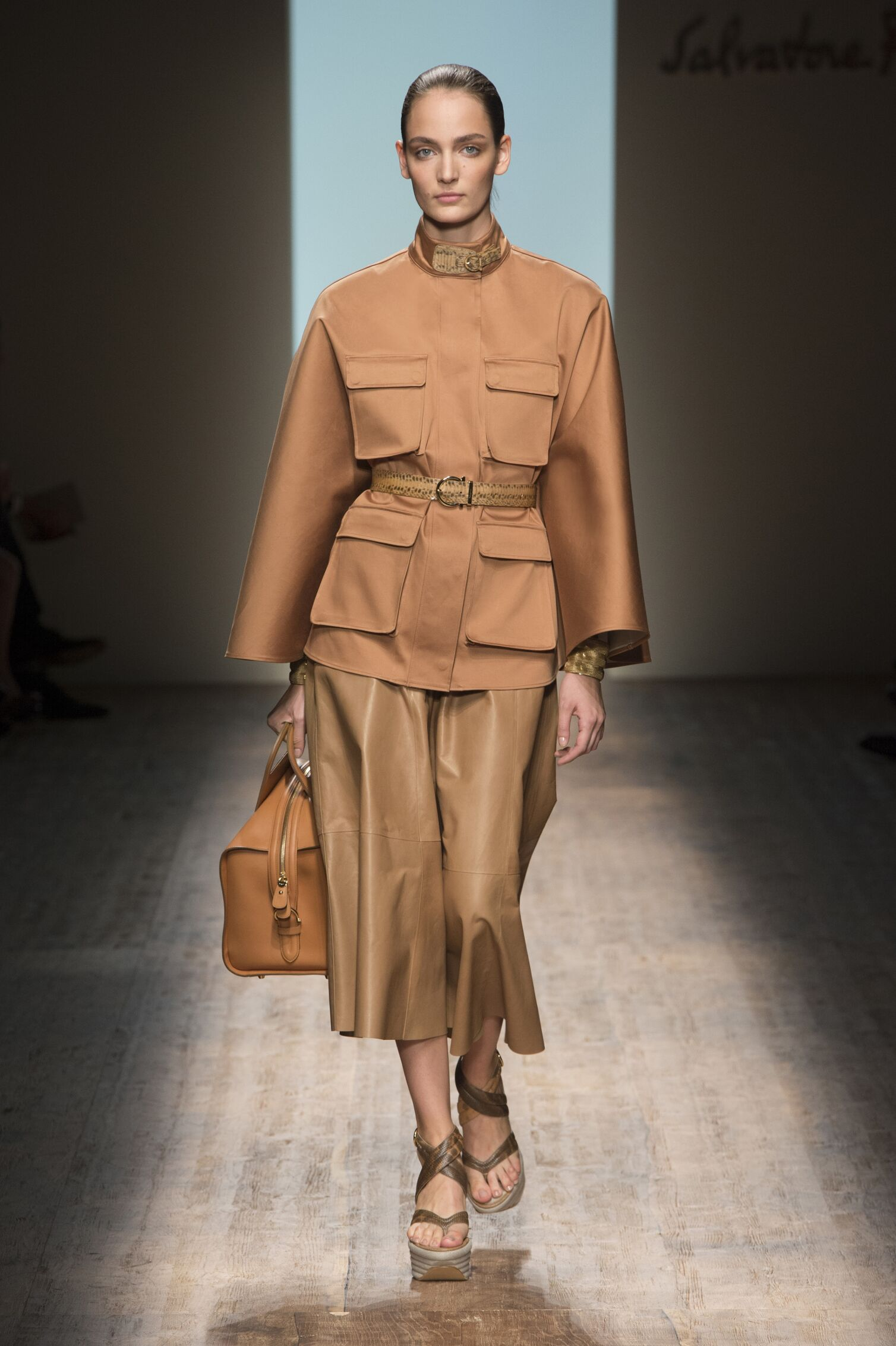 Salvatore Ferragamo Women's Collection 2015