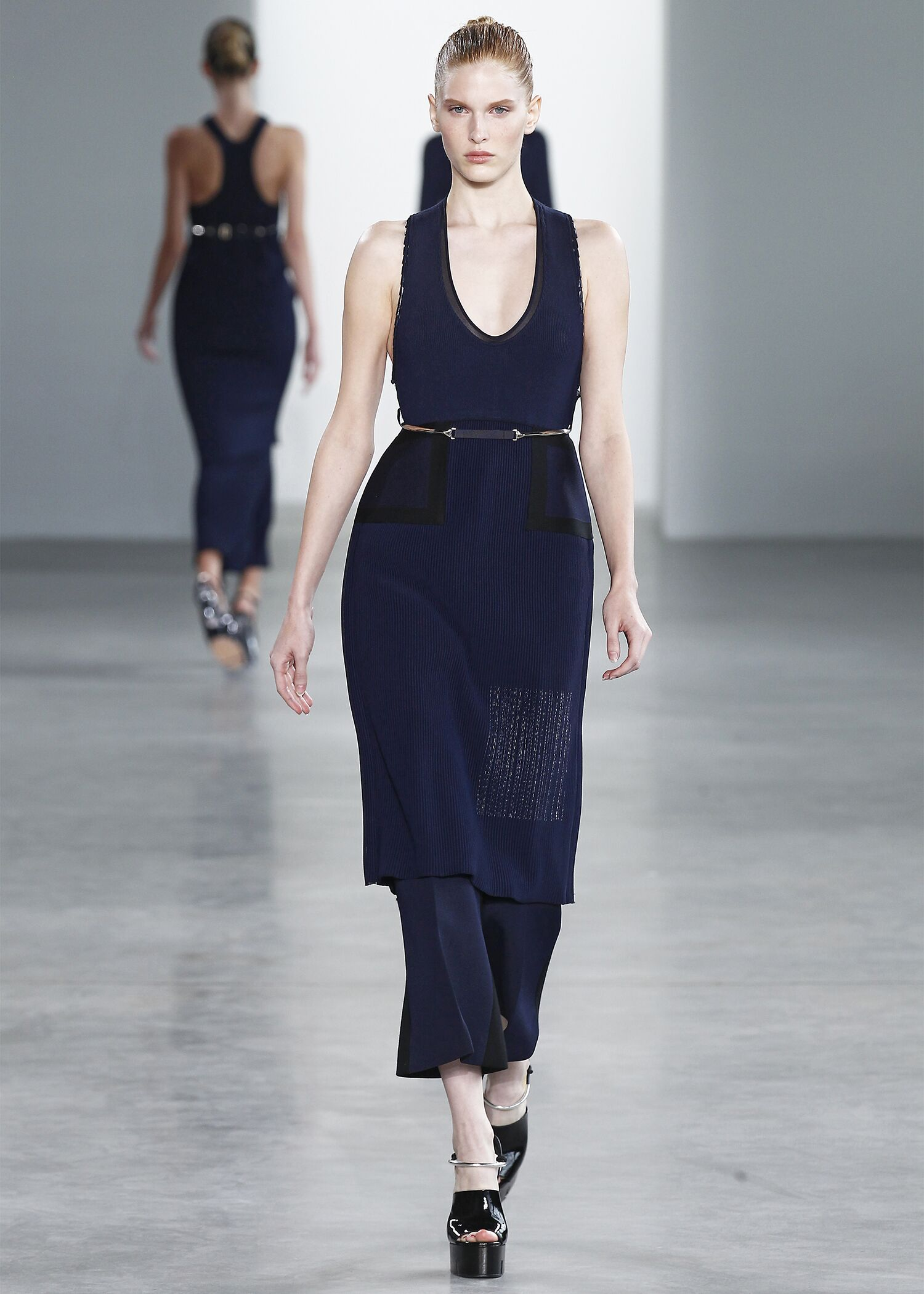Spring 2015 Fashion Show Calvin Klein Collection