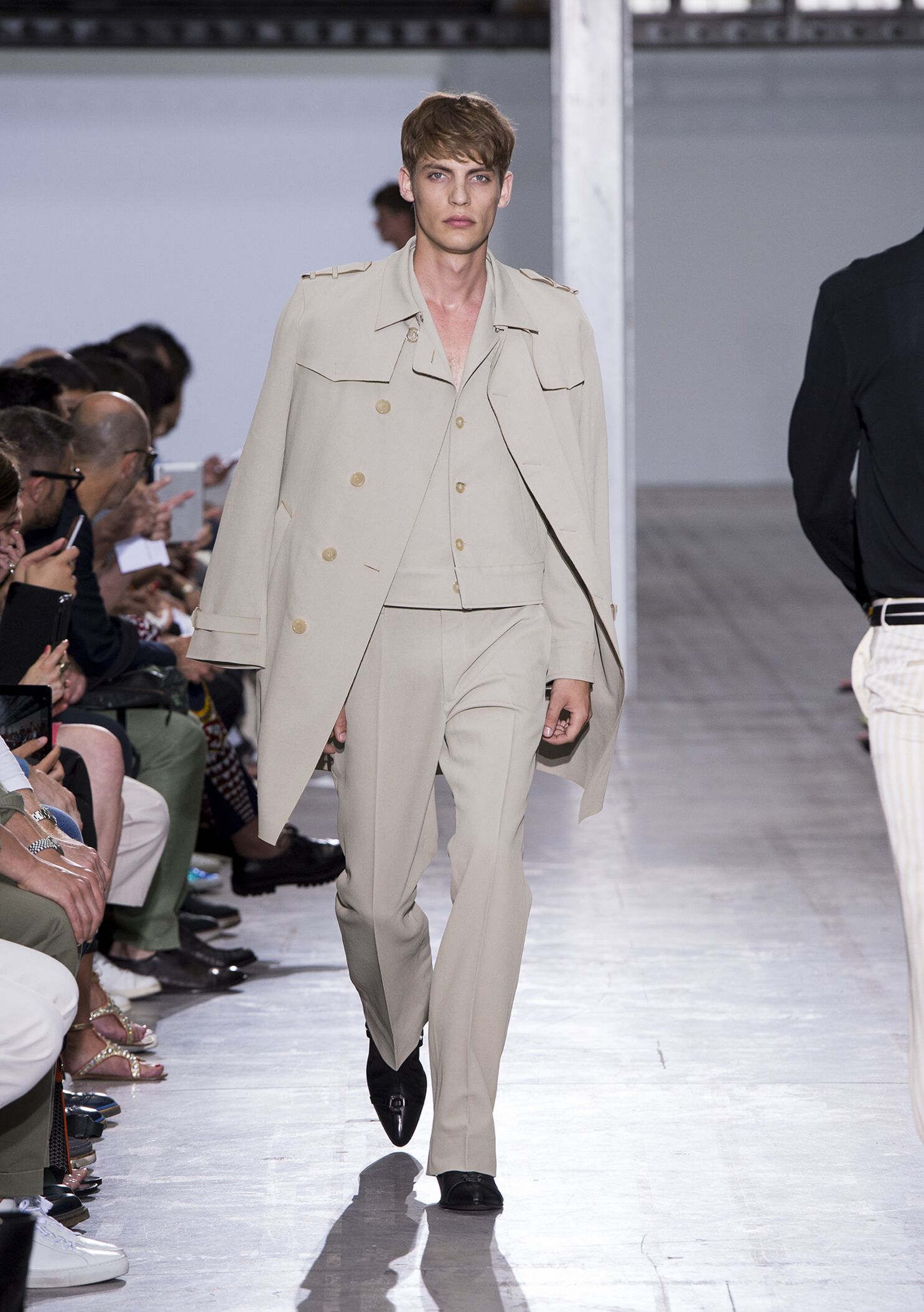 Spring 2015 Fashion Show Costume National Homme