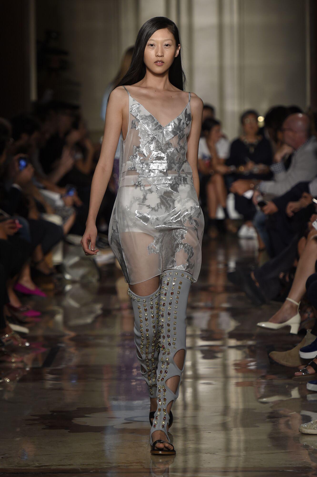 Spring 2015 Fashion Trends Andrea Incontri Collection