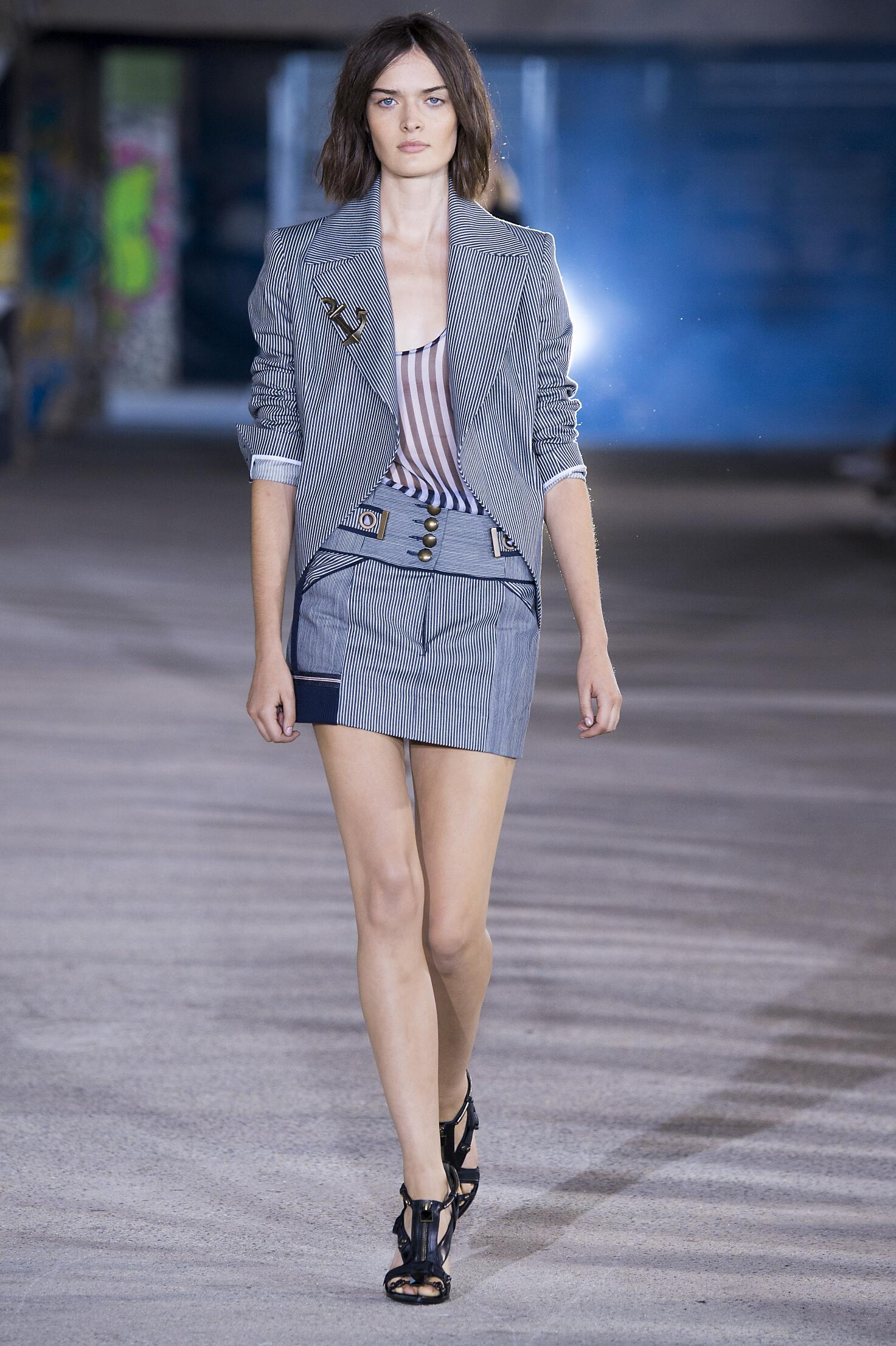 Spring 2015 Fashion Trends Anthony Vaccarello
