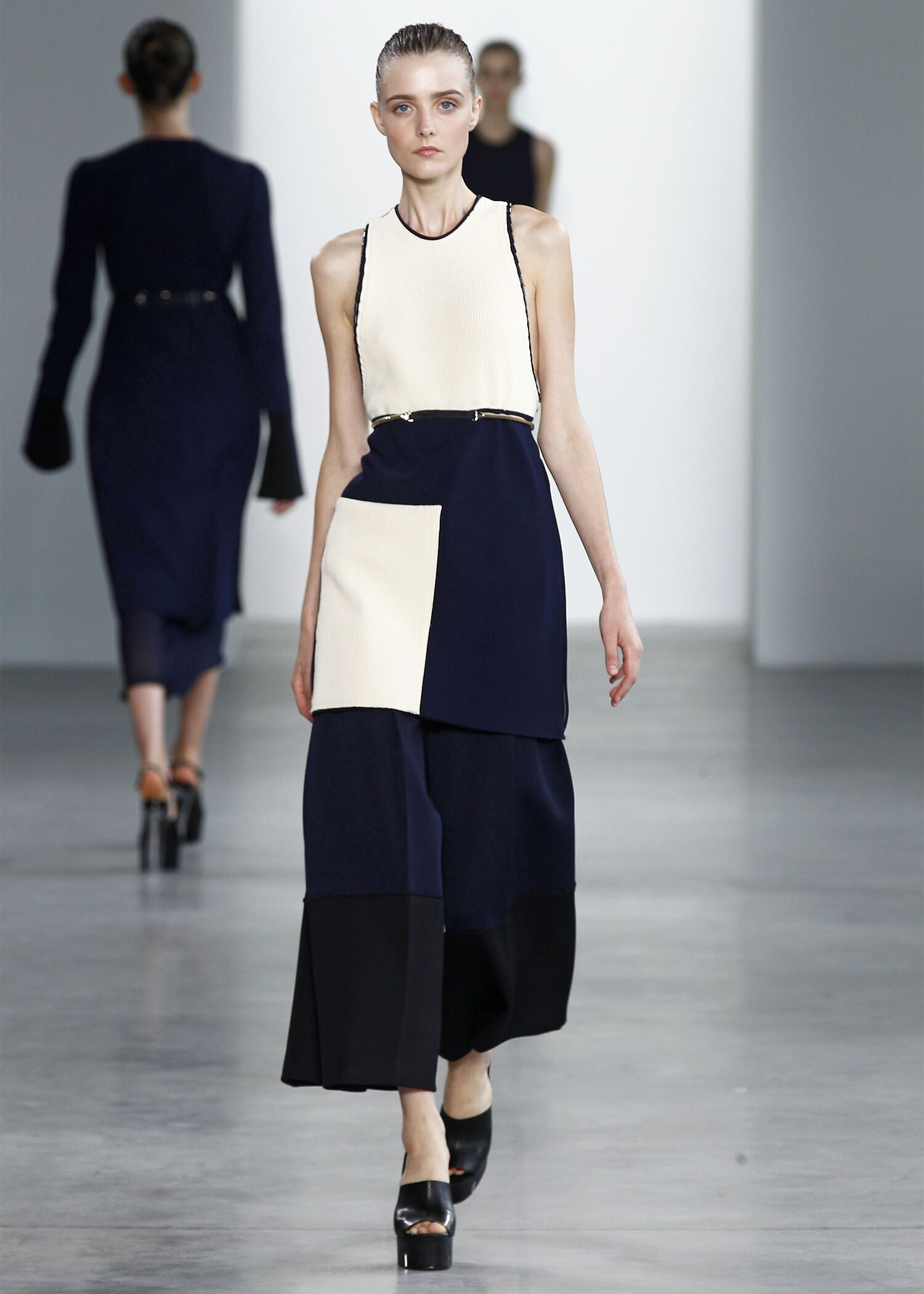 Spring 2015 Fashion Trends Calvin Klein Collection