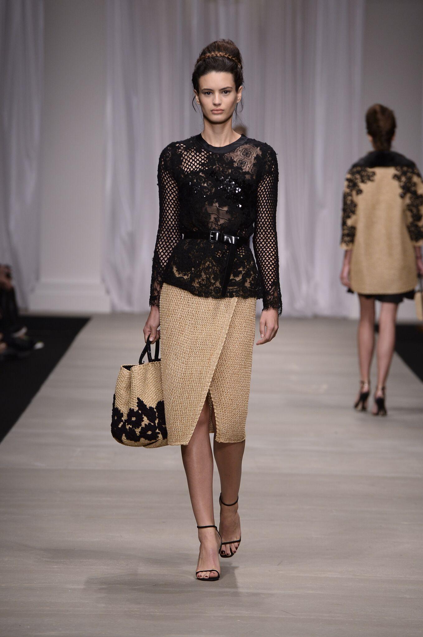 Spring 2015 Fashion Trends Ermanno Scervino