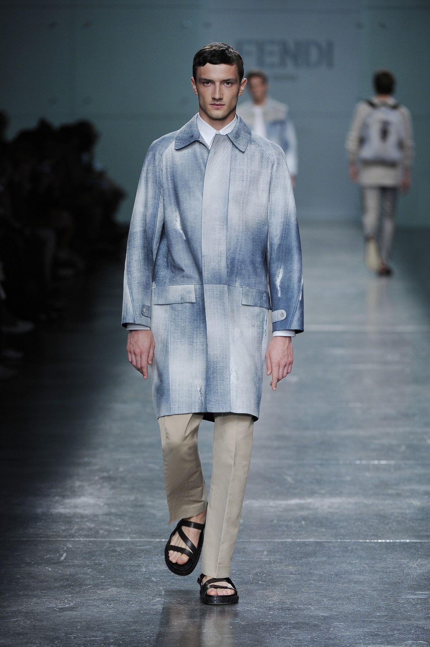 Spring 2015 Fashion Trends Fendi