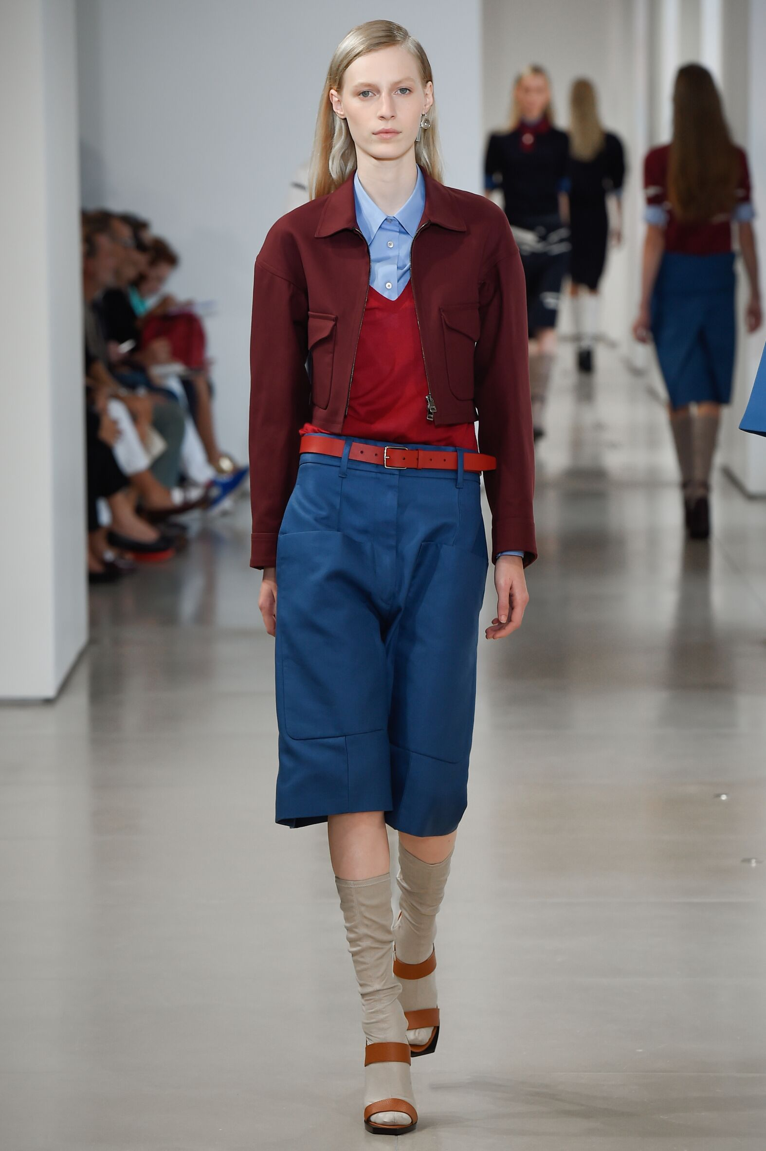 Spring 2015 Fashion Trends Jil Sander