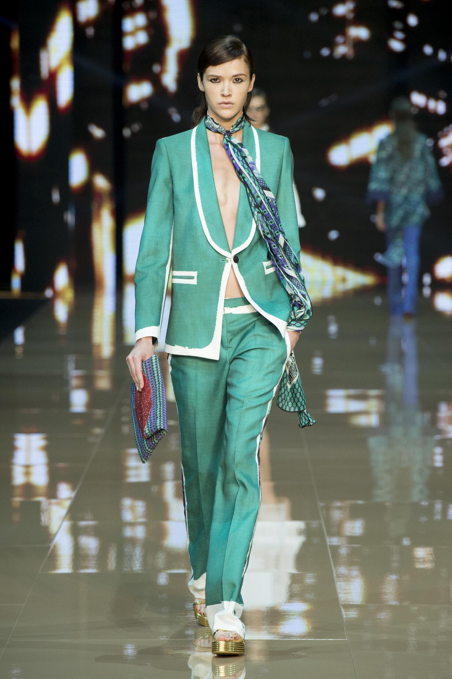 Spring 2015 Fashion Trends Just Cavalli