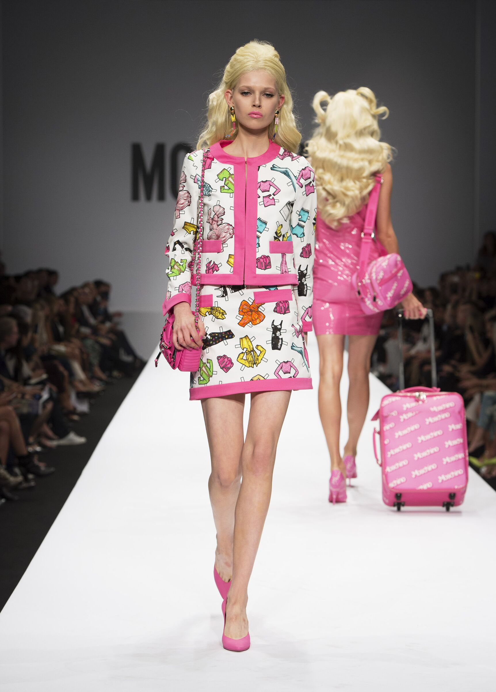 Spring 2015 Fashion Trends Moschino by Jeremy Scott