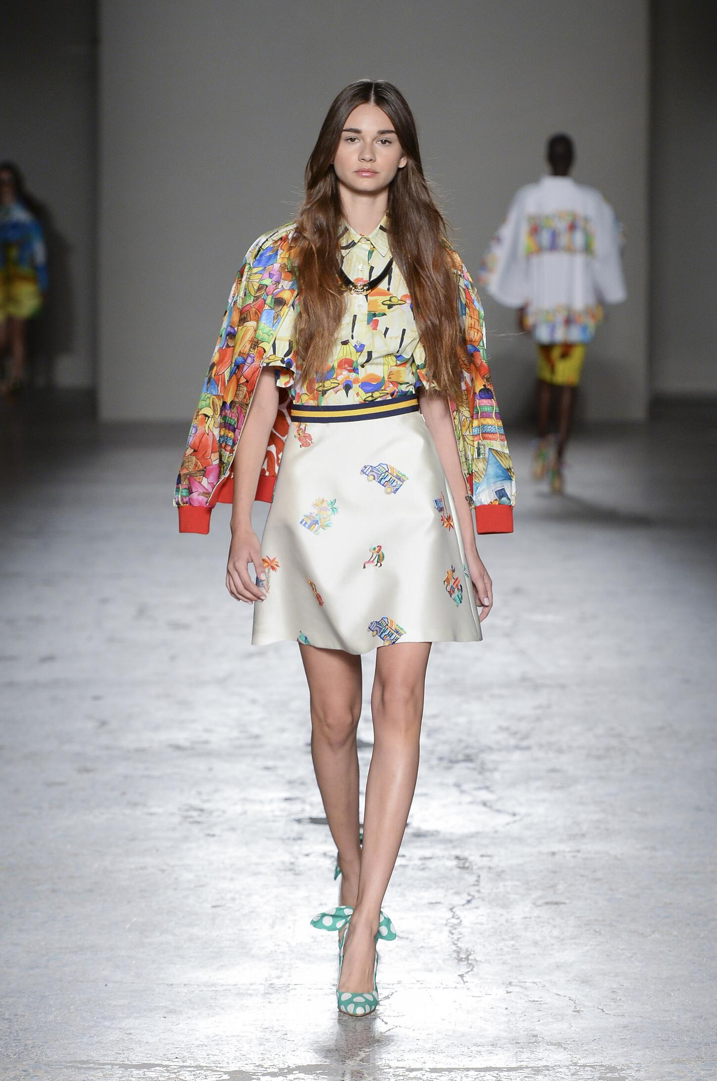 Spring 2015 Fashion Trends Stella Jean