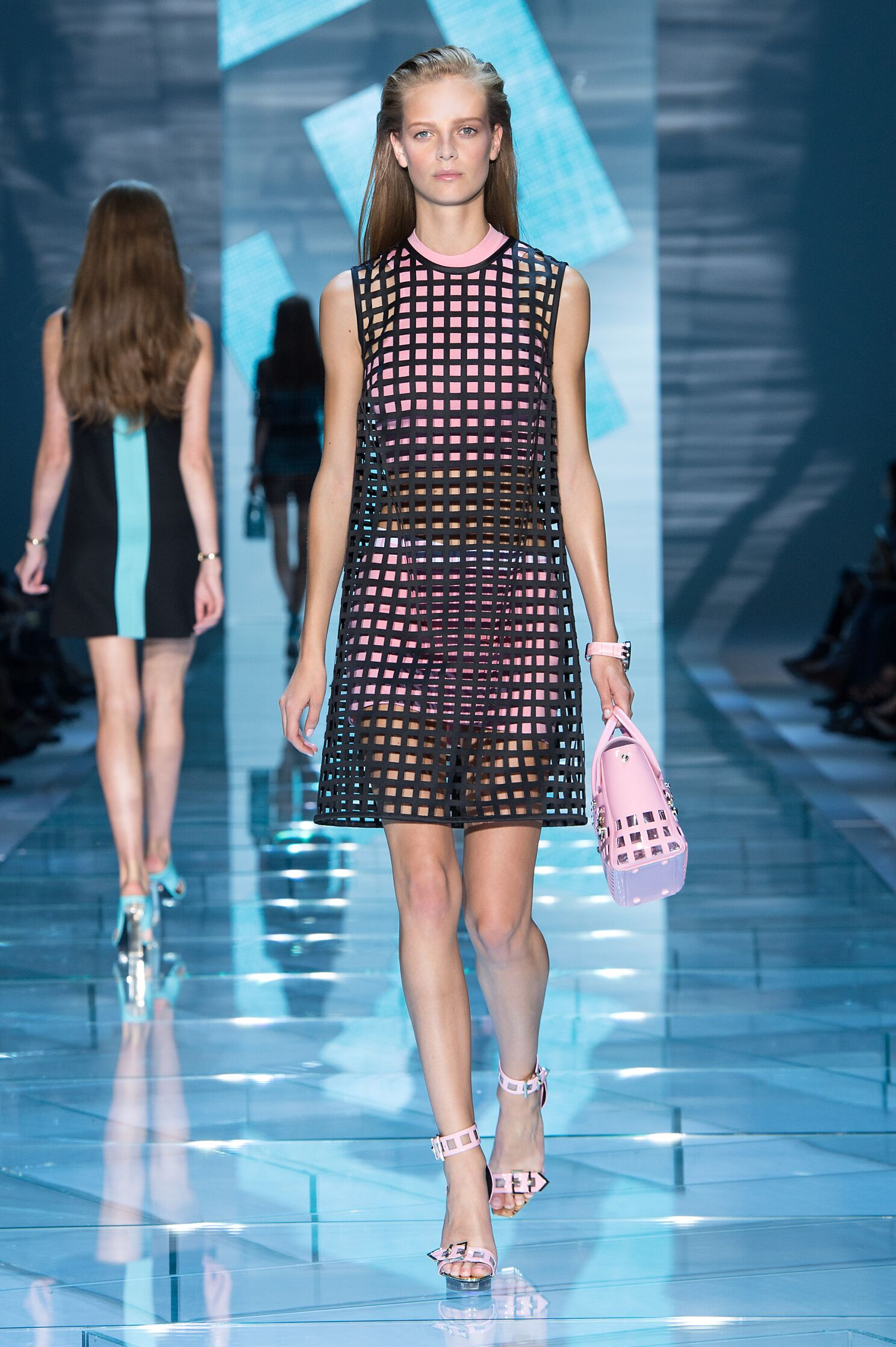 Spring 2015 Fashion Trends Versace