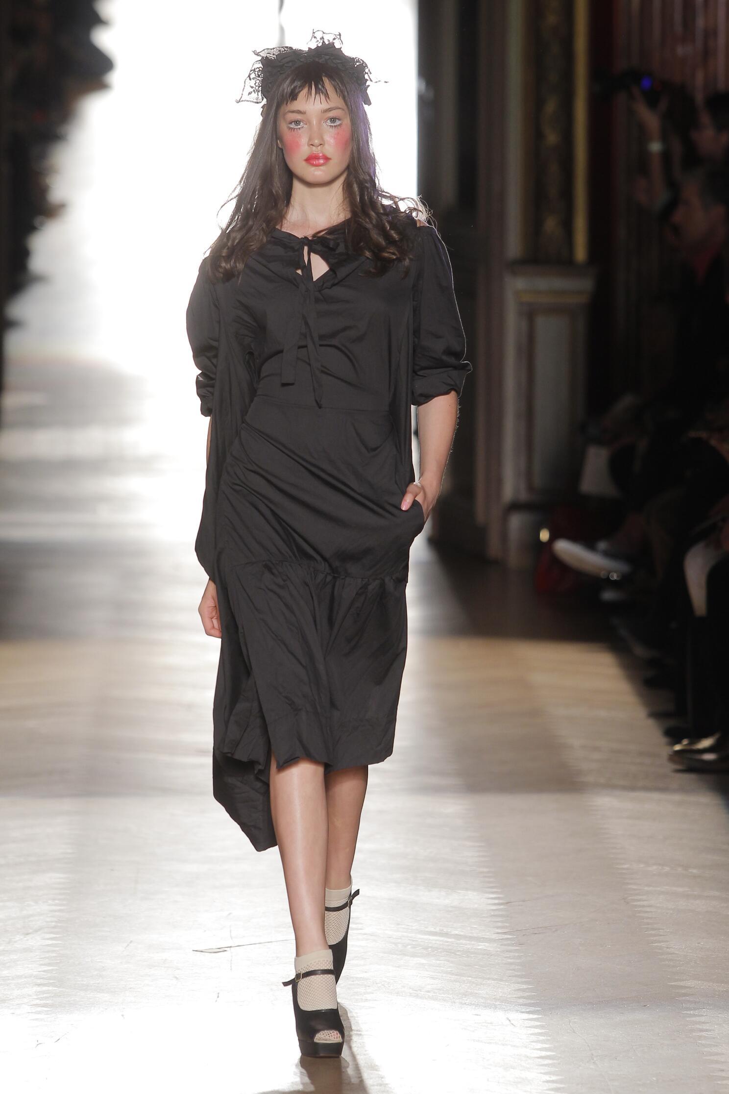 Spring 2015 Fashion Trends Vivienne Westwood Gold Label
