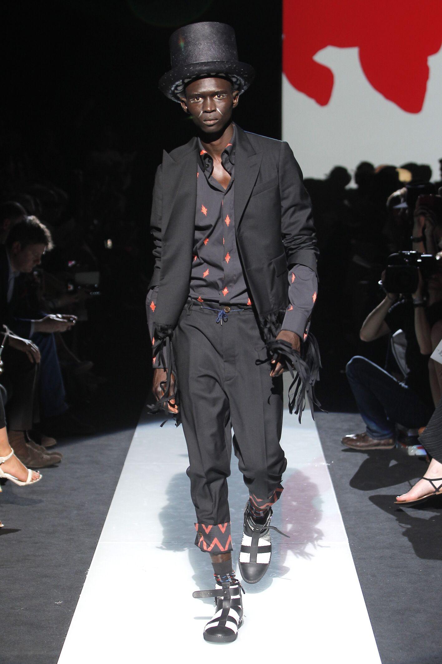 Spring 2015 Fashion Trends Vivienne Westwood