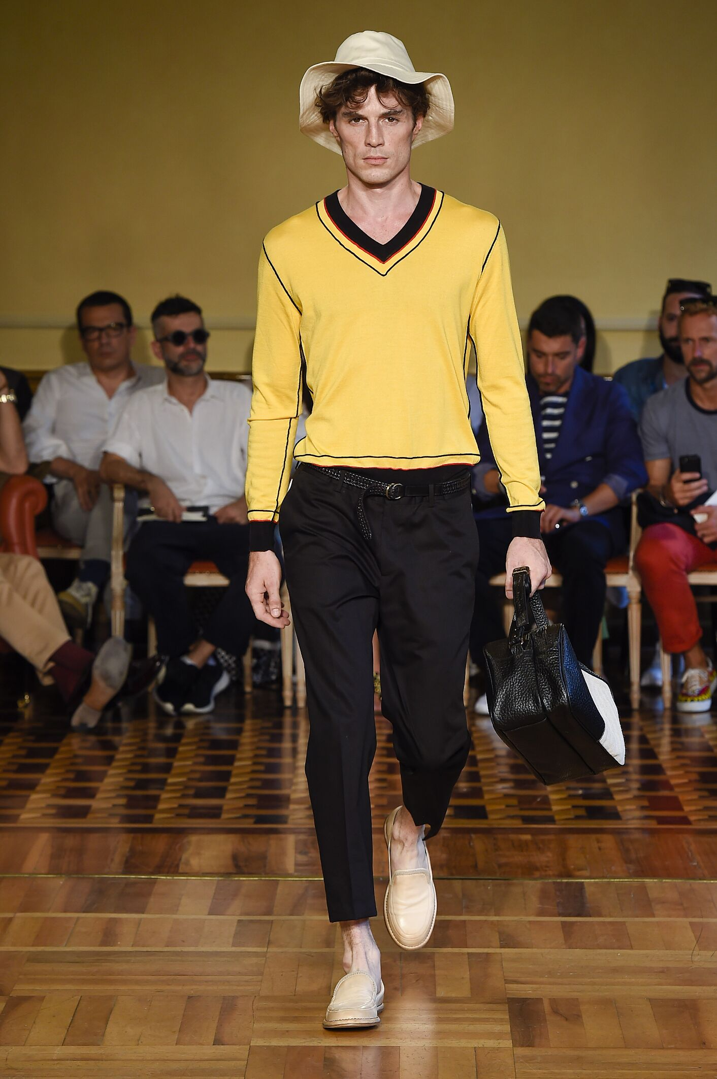 Spring 2015 Man Fashion Show Andrea Incontri