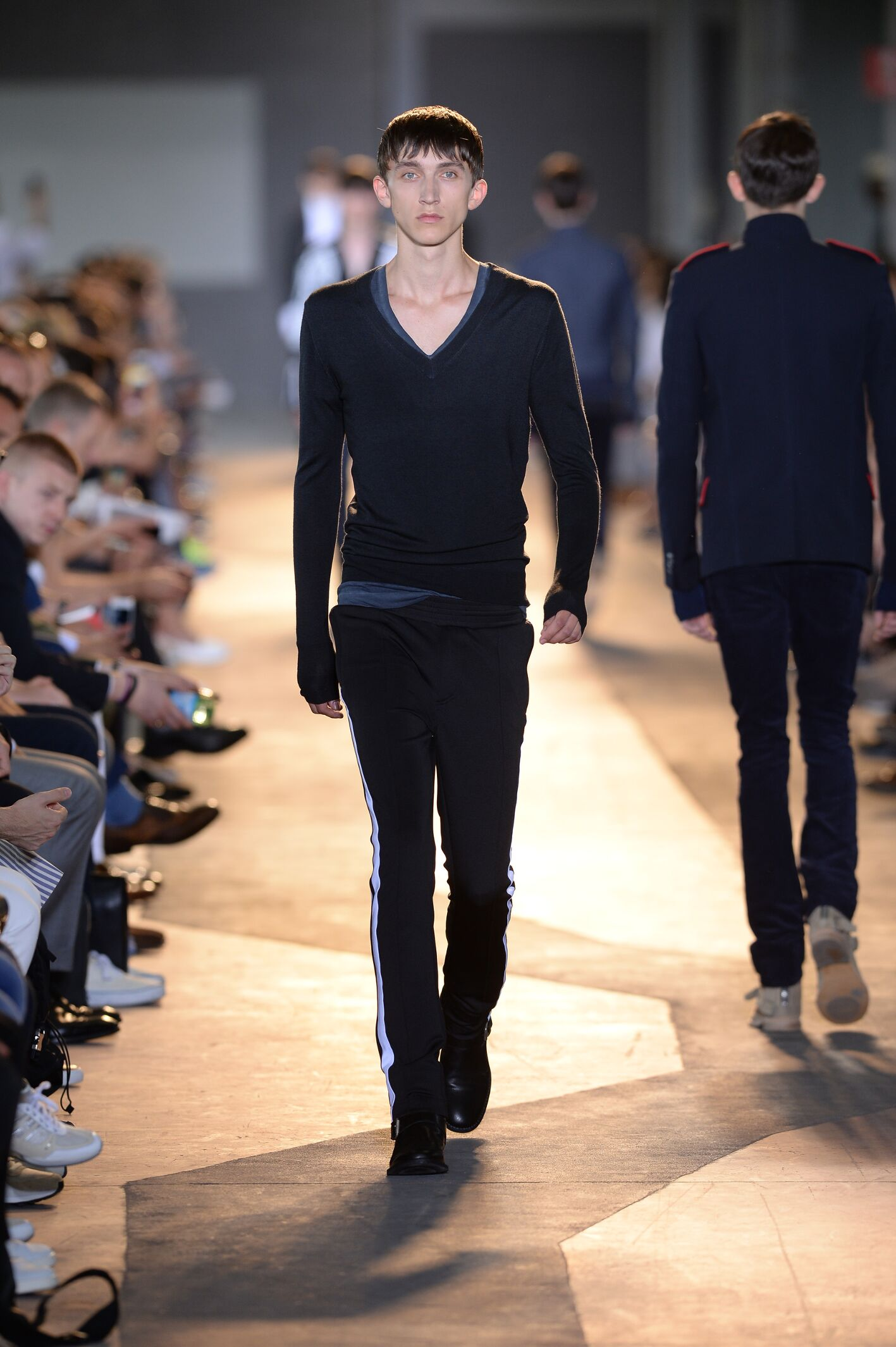 Spring 2015 Man Fashion Show Diesel Black Gold