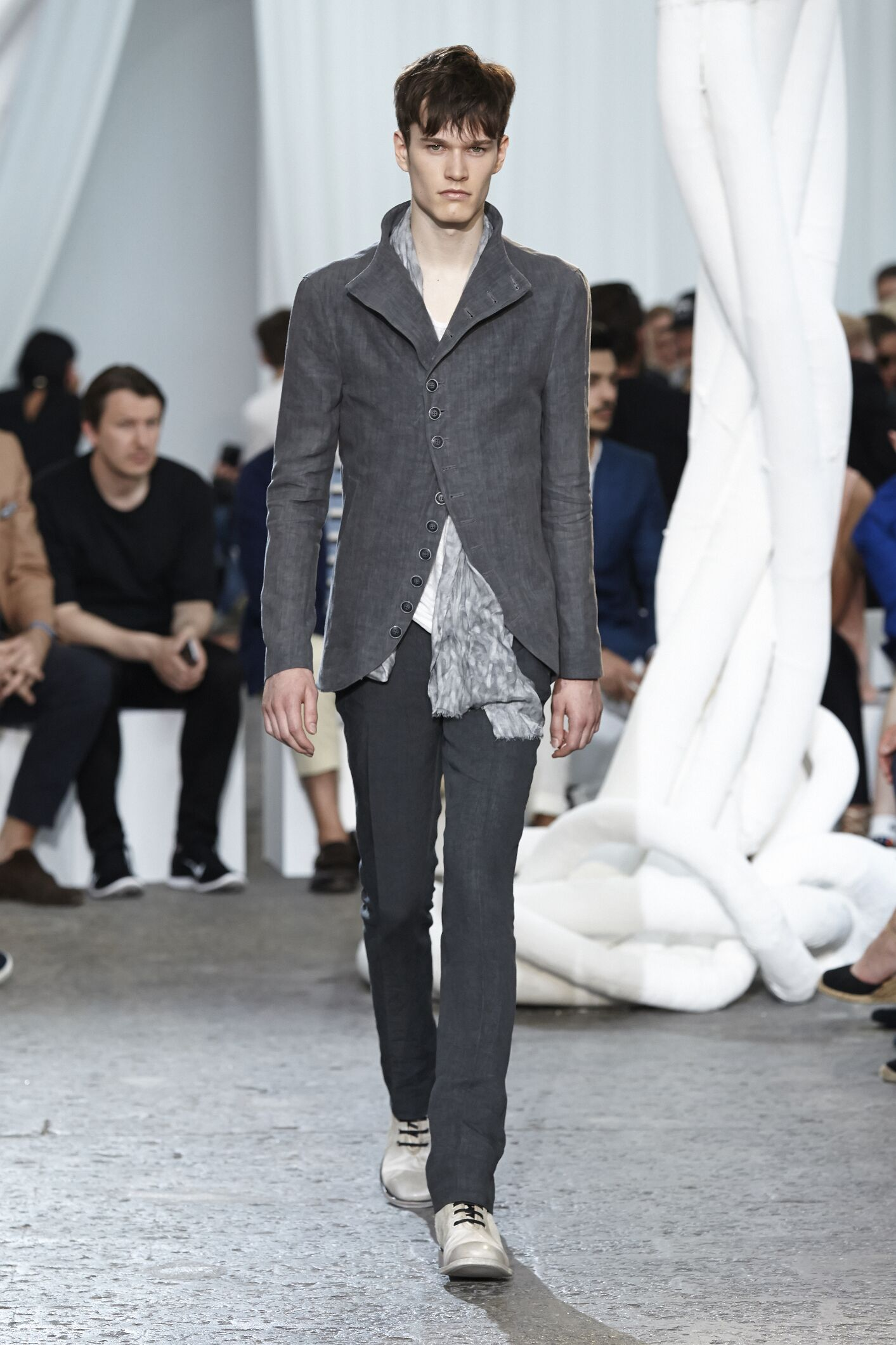Spring 2015 Man Fashion Show John Varvatos