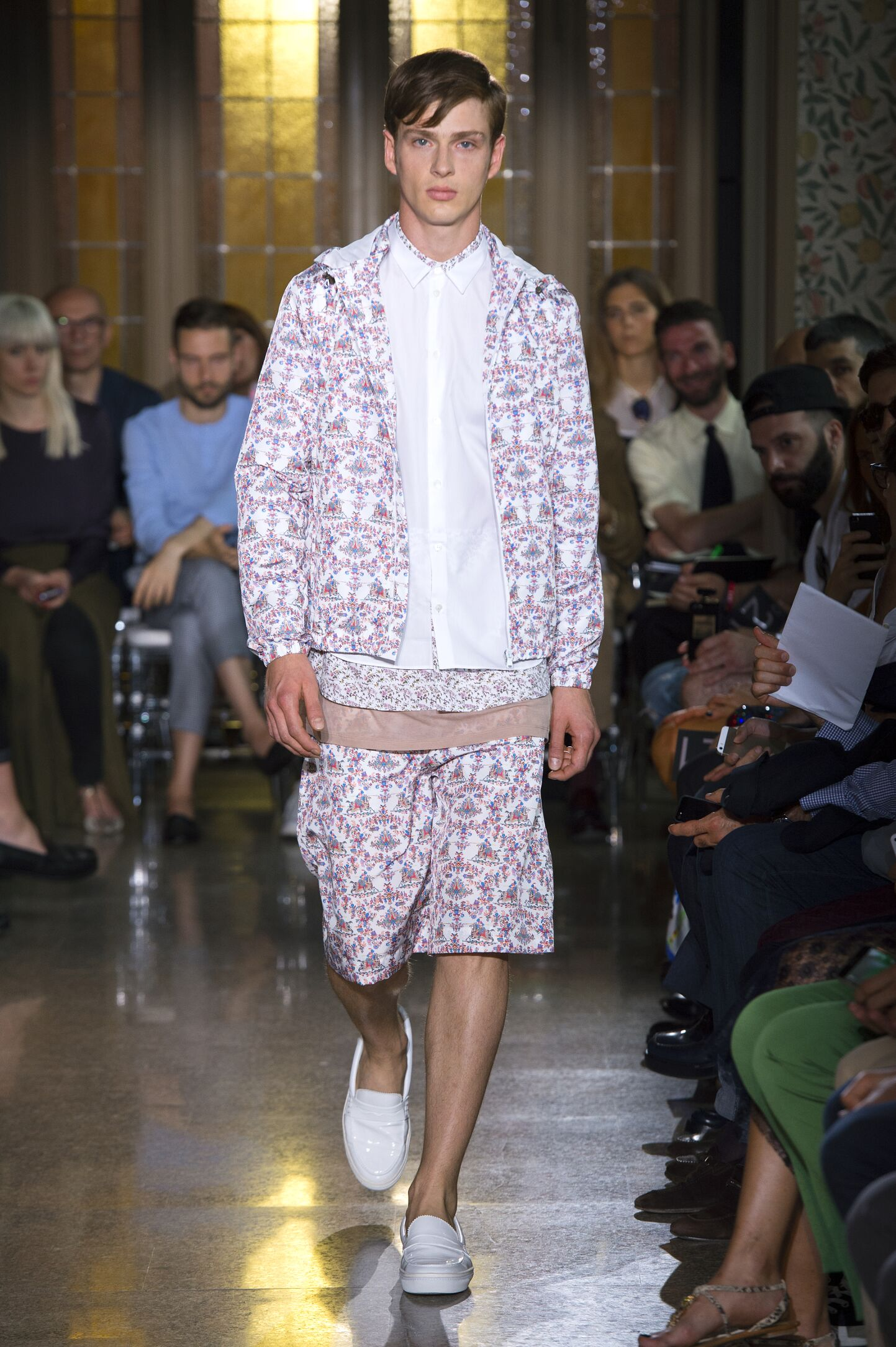 Spring 2015 Man Fashion Show N°21