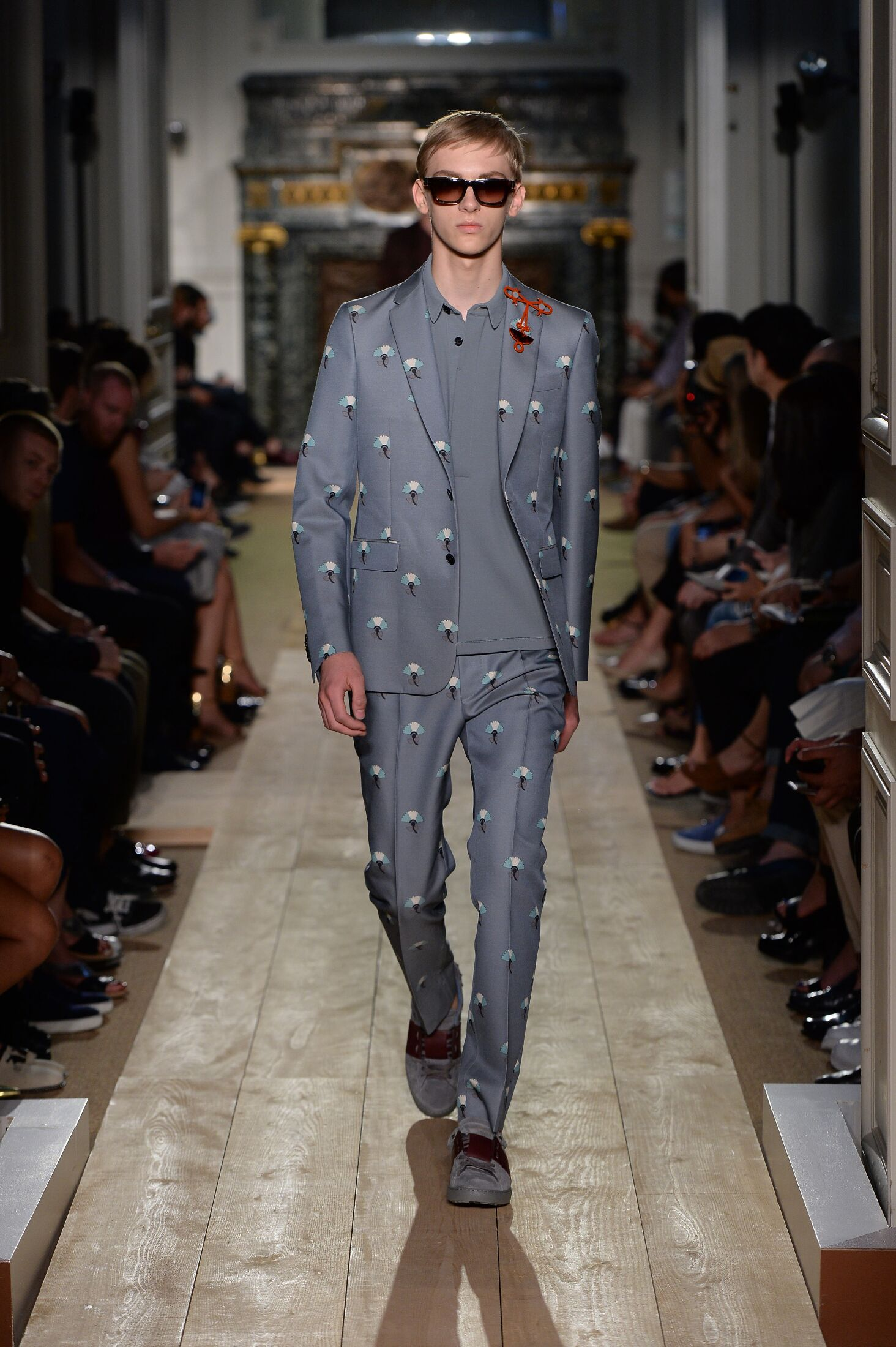 Spring 2015 Man Fashion Show Valentino