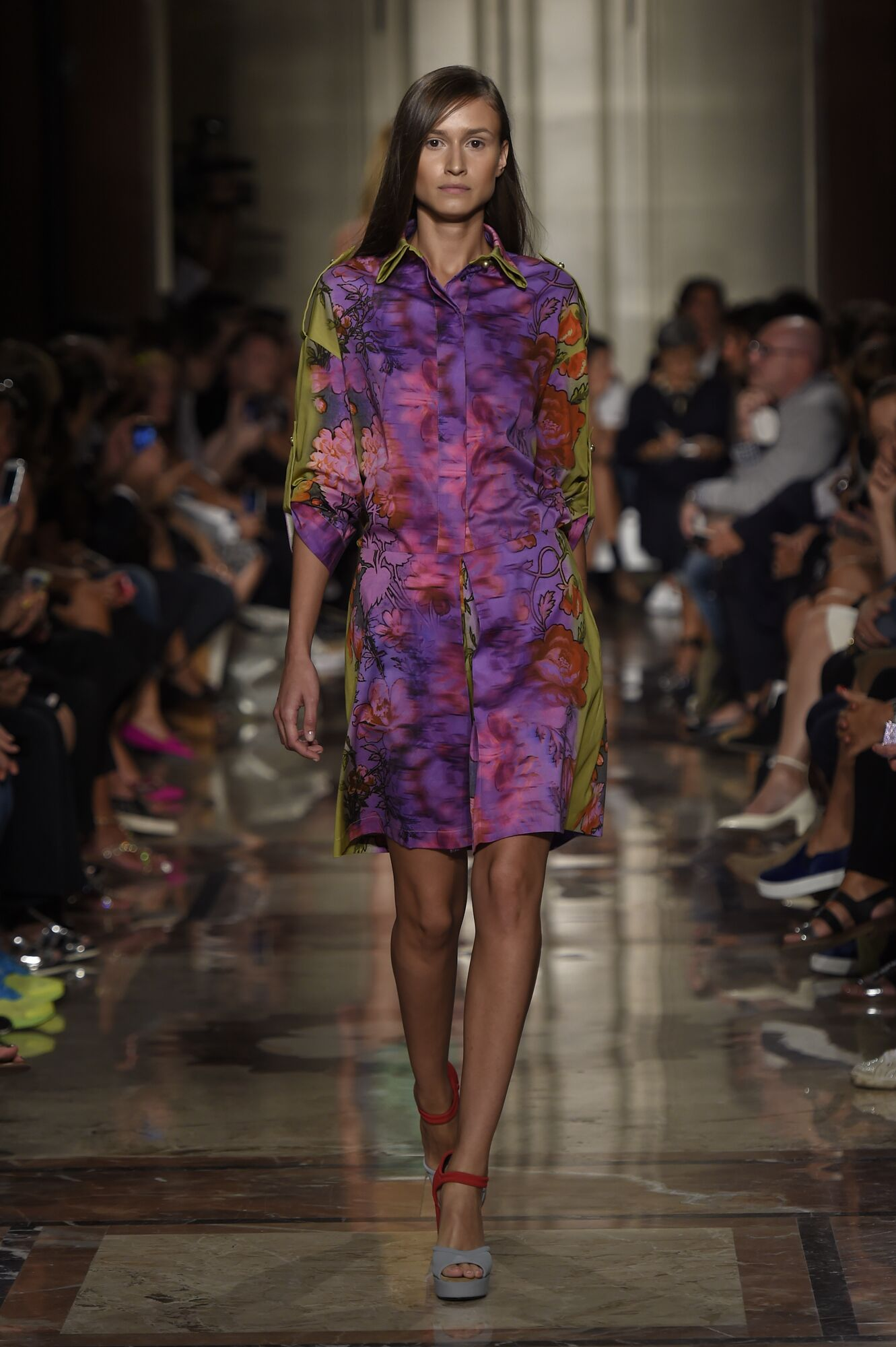 Spring 2015 Woman Fashion Show Andrea Incontri