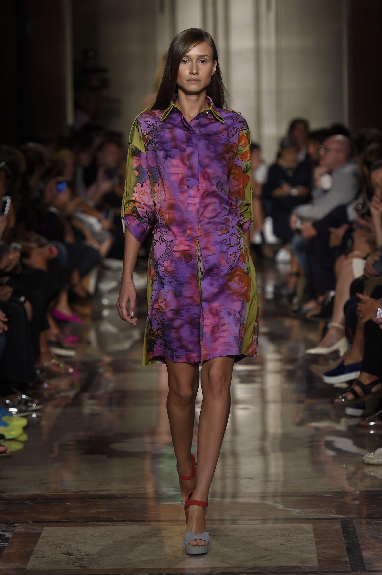 Spring 2015 Woman Fashion Show Andrea Incontri
