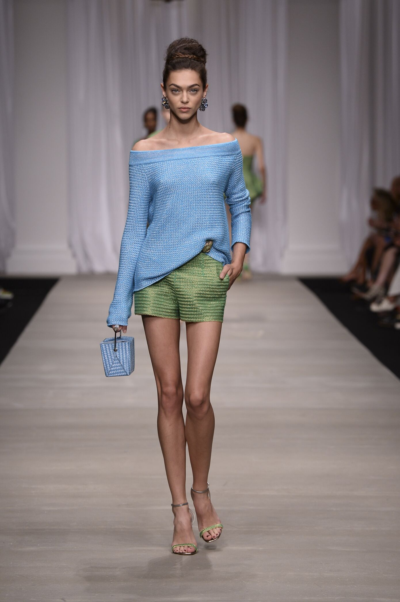 Spring 2015 Woman Fashion Show Ermanno Scervino
