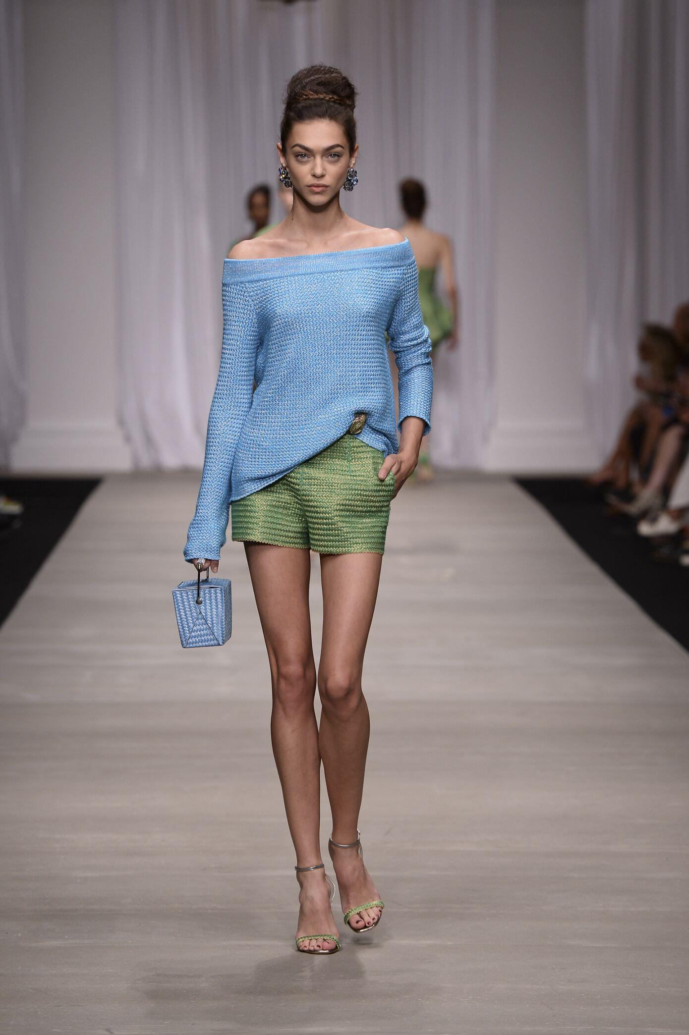 Spring 2015 Woman Fashion Show Ermanno Scervino