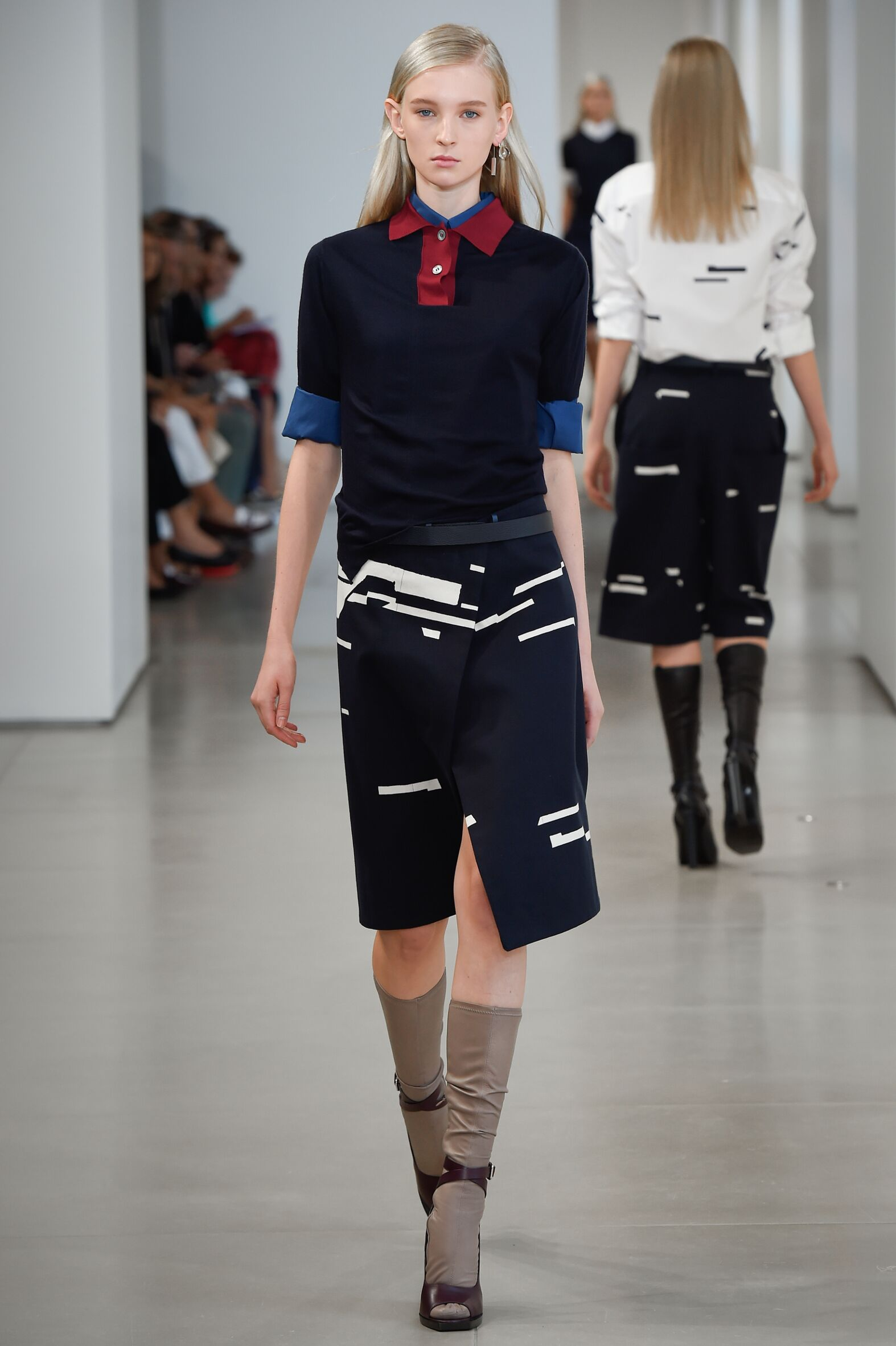 Spring 2015 Woman Fashion Show Jil Sander