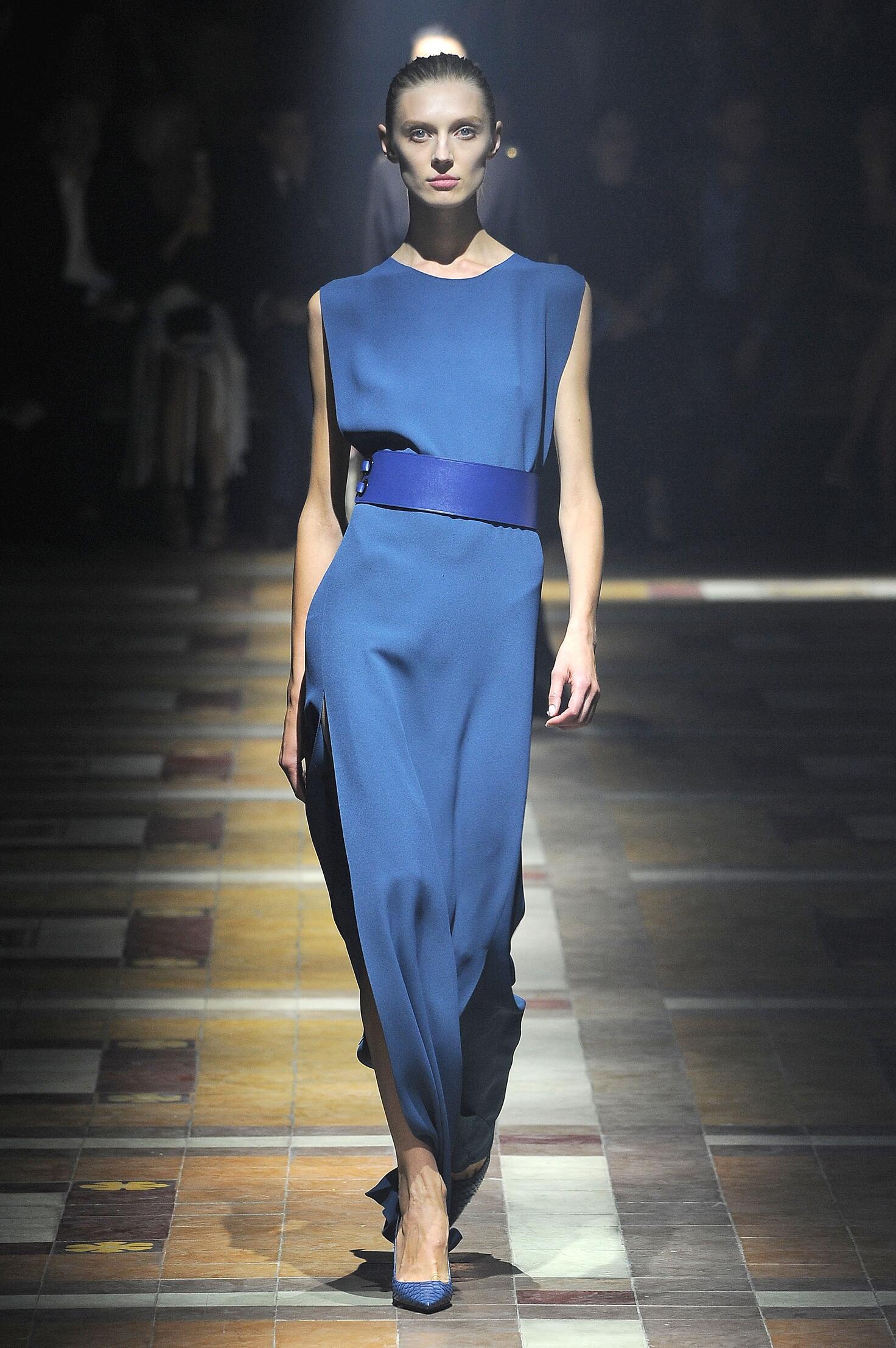 Spring 2015 Woman Fashion Show Lanvin