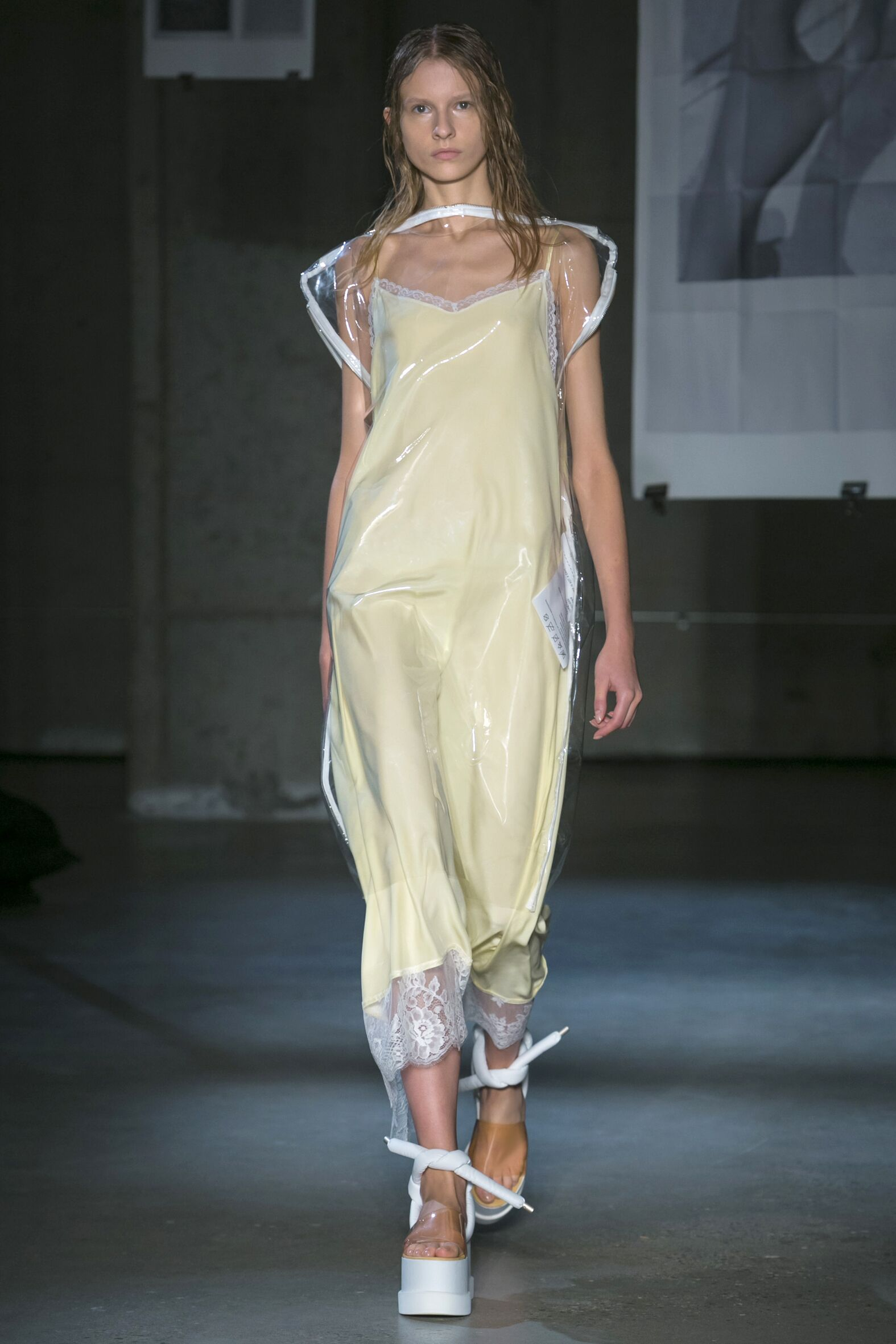Spring 2015 Woman Fashion Show MM6 Maison Martin Margiela
