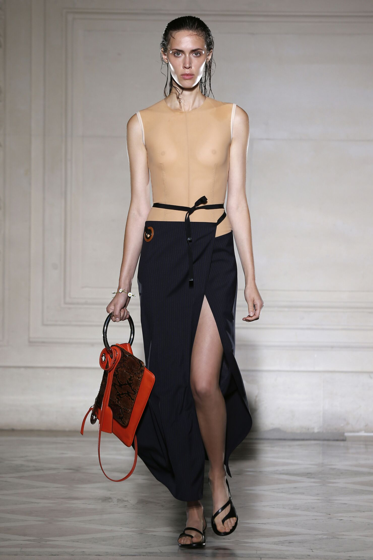 Spring 2015 Woman Fashion Show Maison Martin Margiela