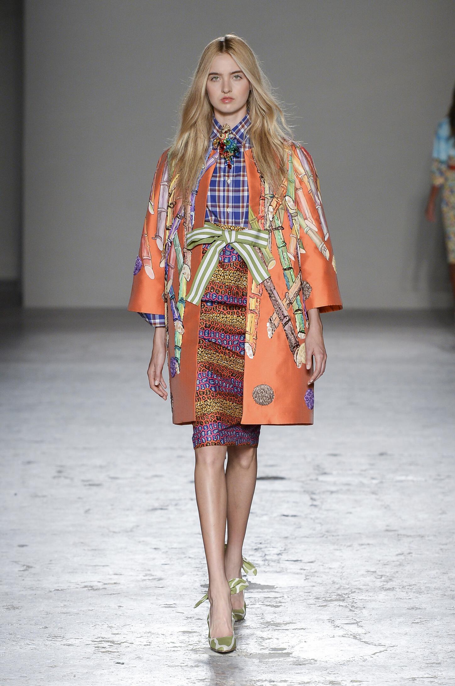 Spring 2015 Woman Fashion Show Stella Jean