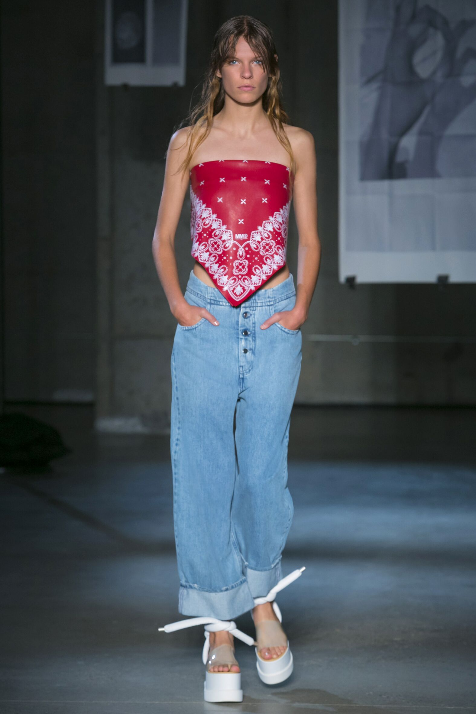 Spring 2015 Woman Trends MM6 Maison Martin Margiela