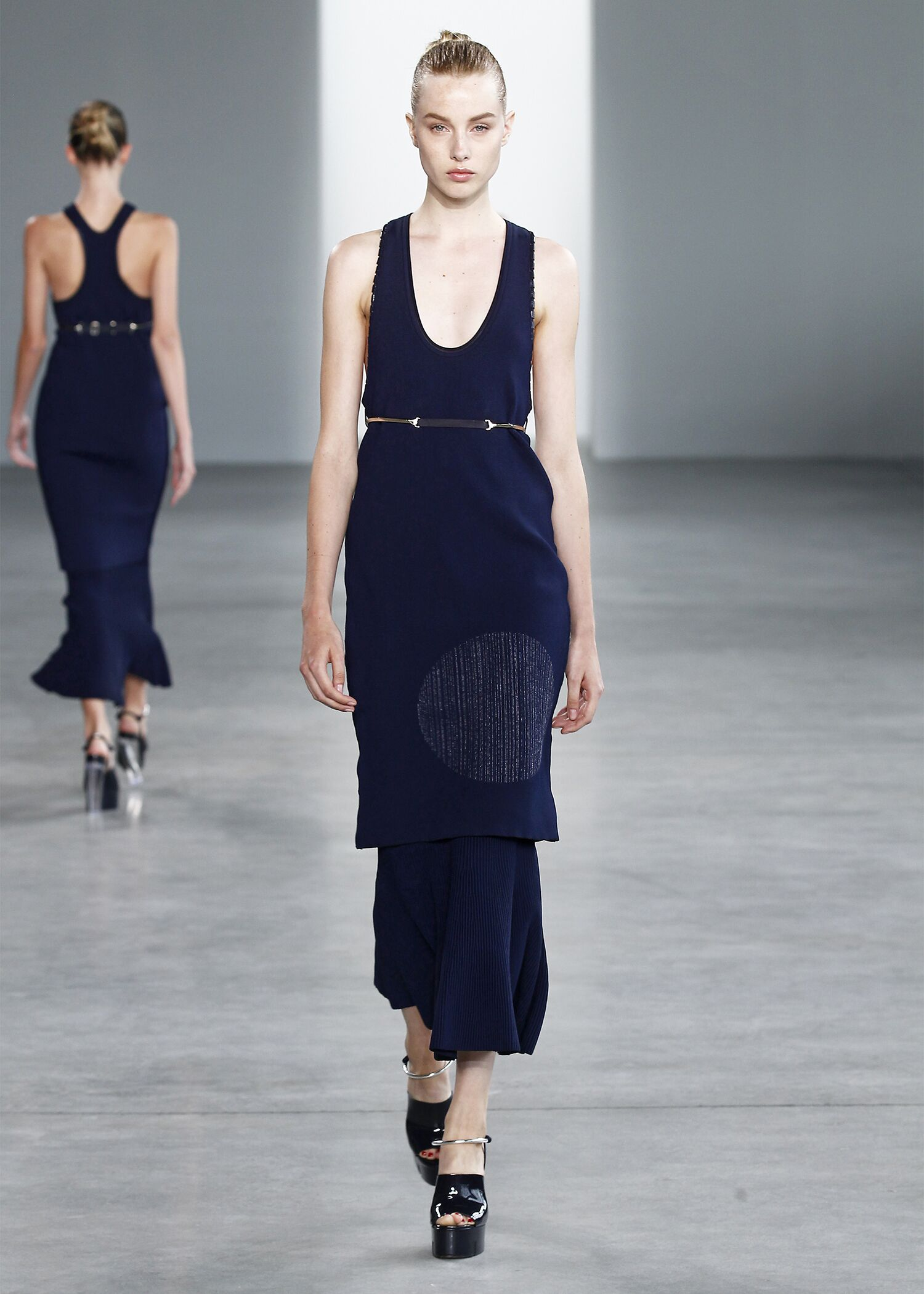 Spring Calvin Klein Collection Trends 2015 Woman
