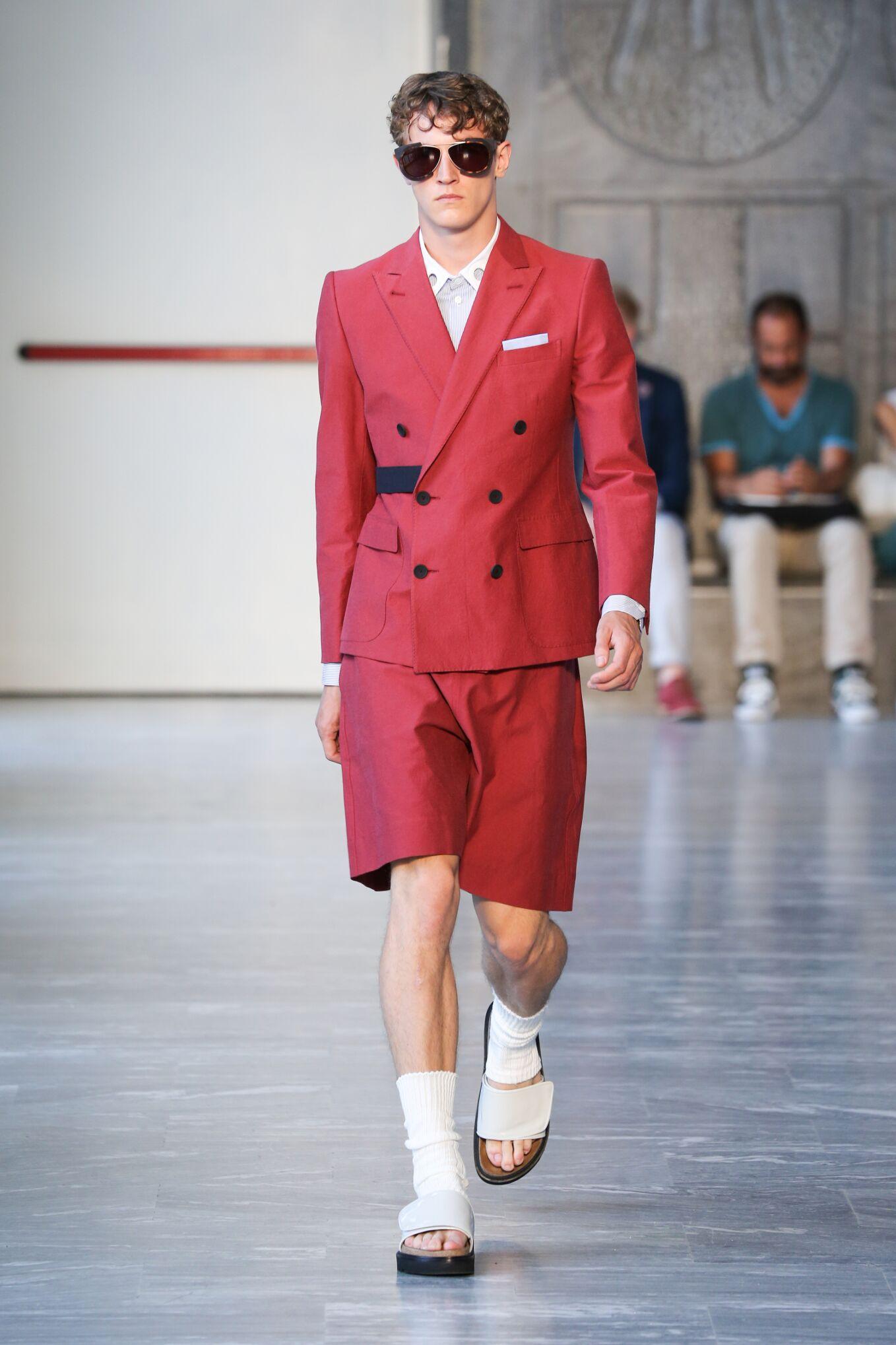 Spring Fashion 2015 Andrea Pompilio