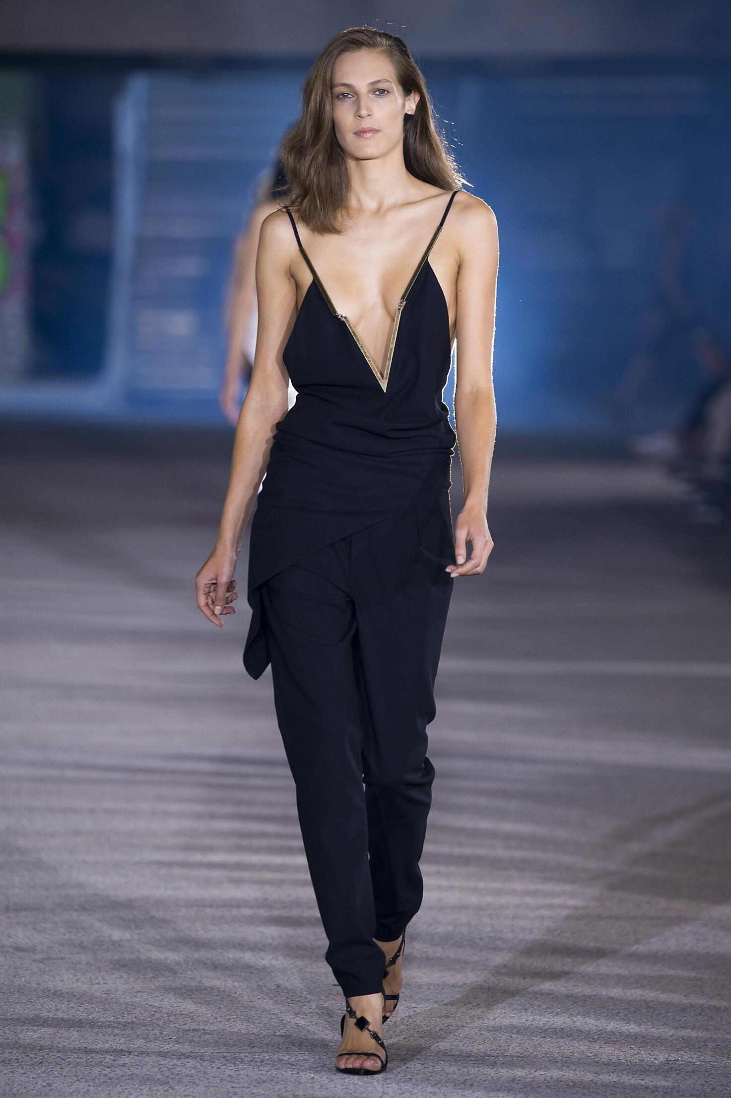 Spring Fashion 2015 Anthony Vaccarello