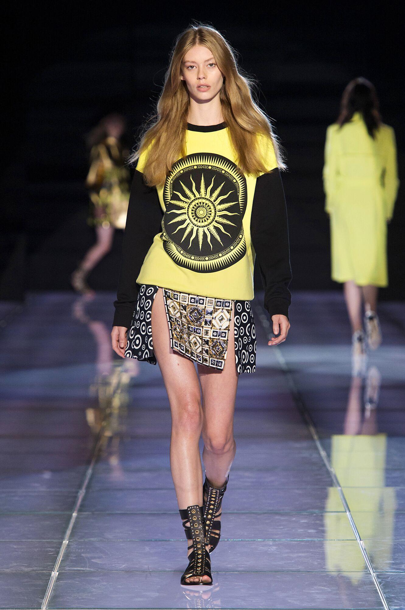 Spring Fashion 2015 Fausto Puglisi