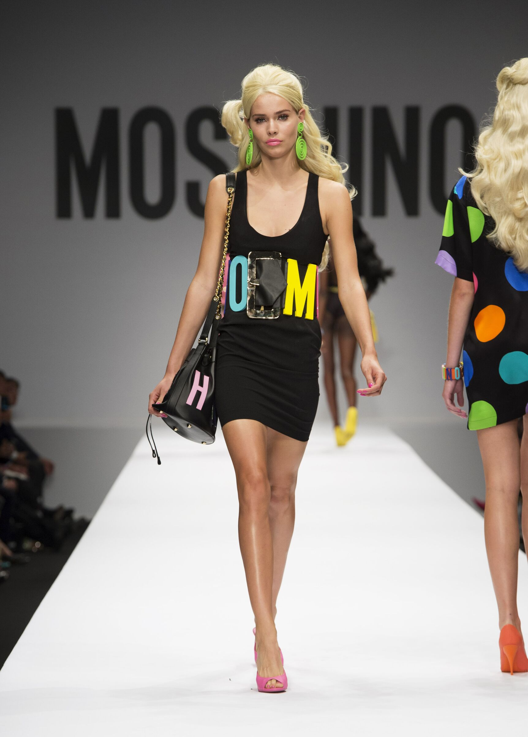 Spring Fashion 2015 Moschino