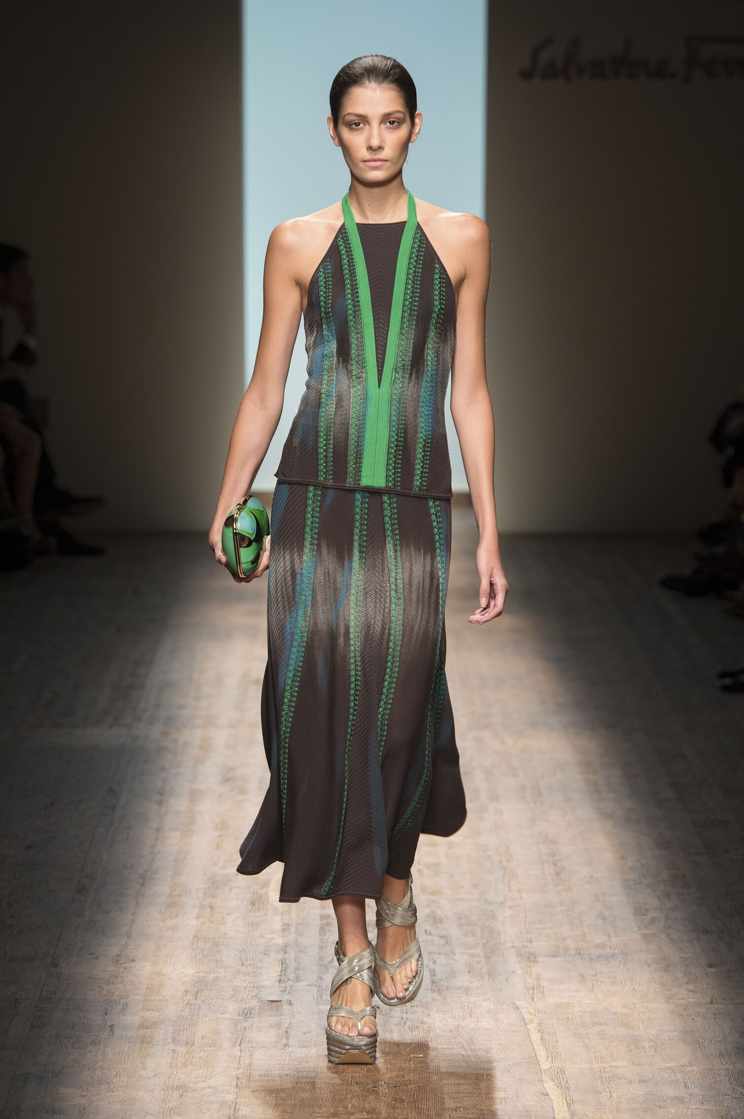 Spring Fashion 2015 Salvatore Ferragamo