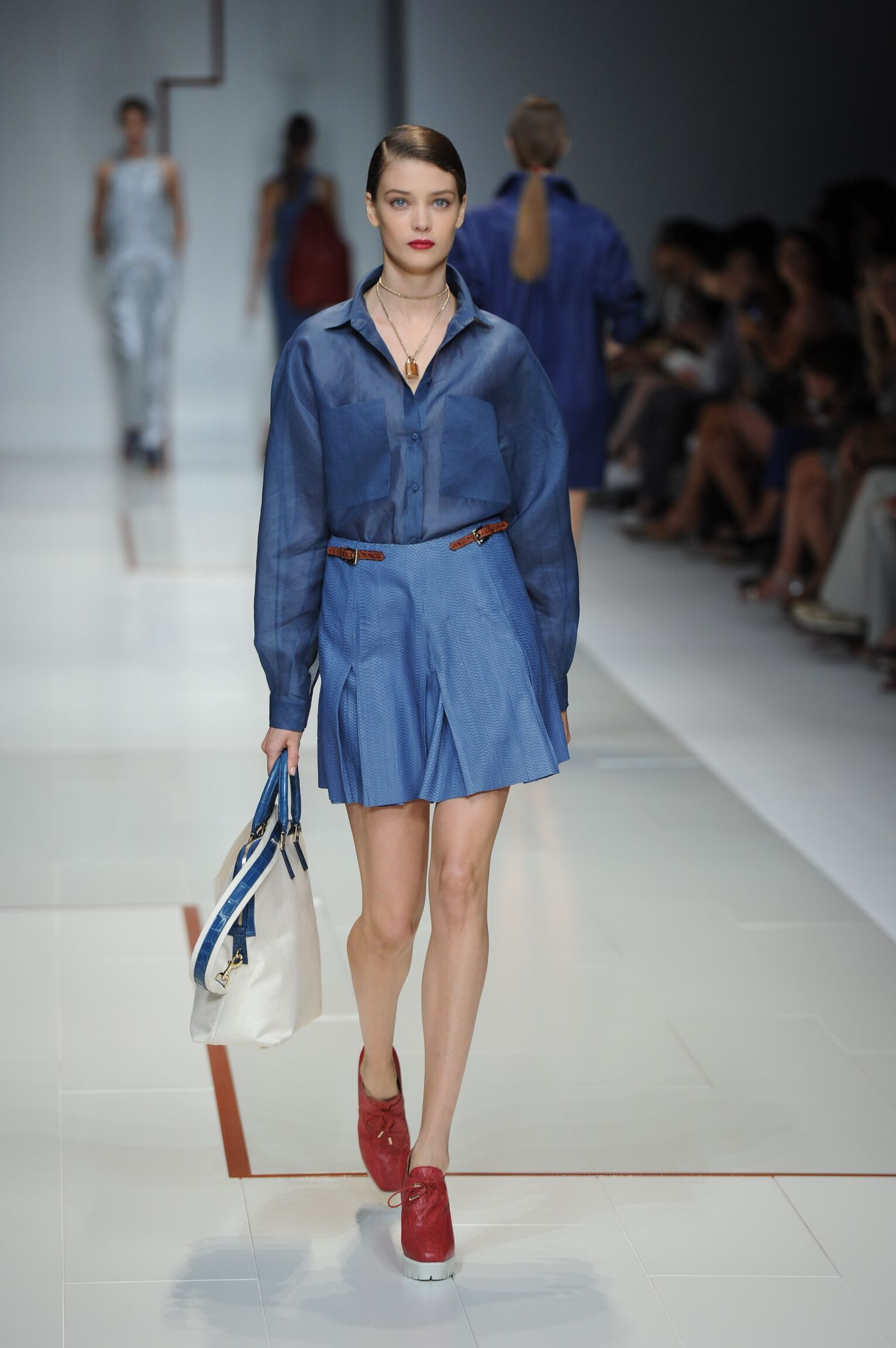 Spring Fashion 2015 Trussardi