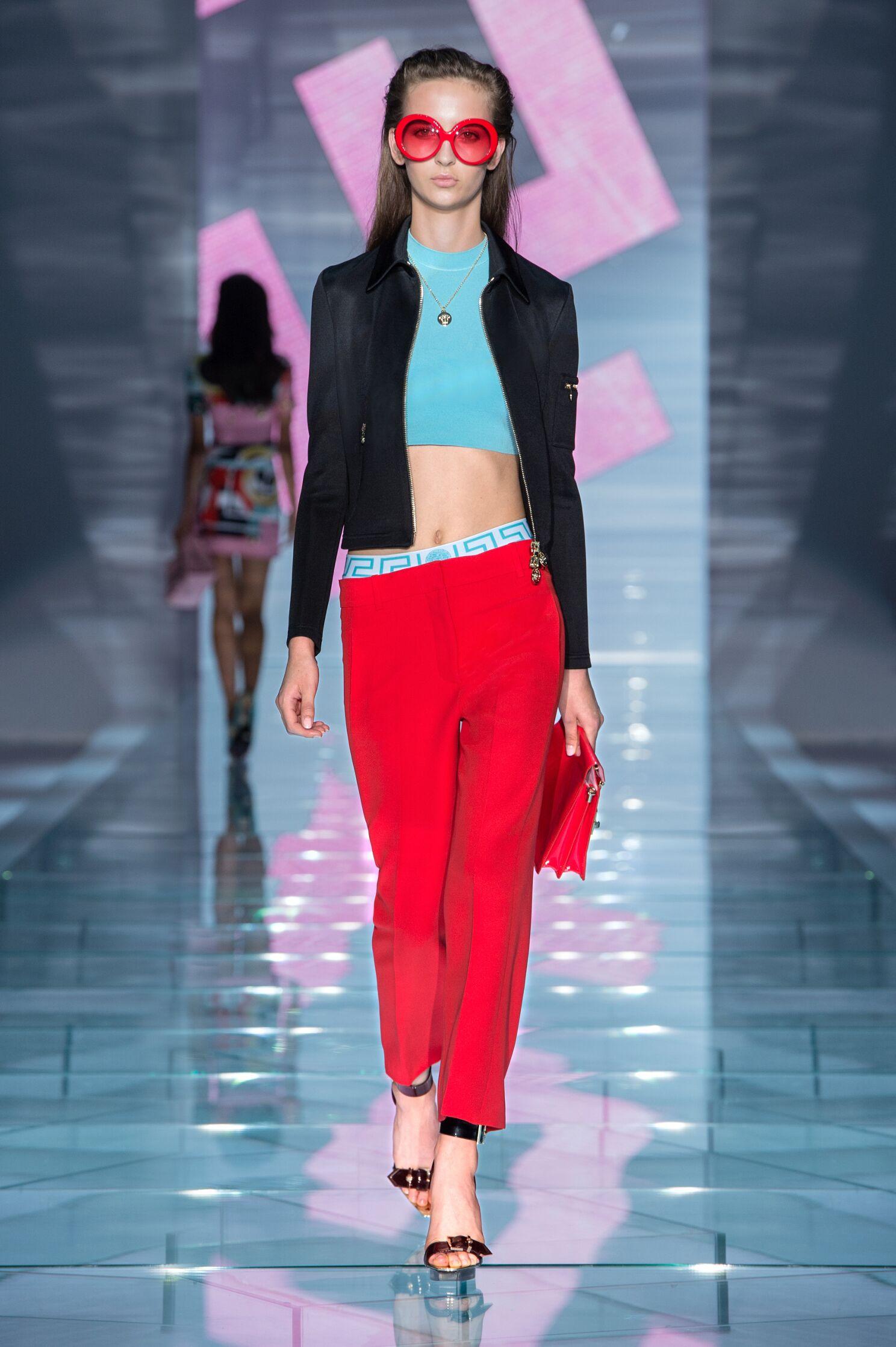Spring Fashion 2015 Versace