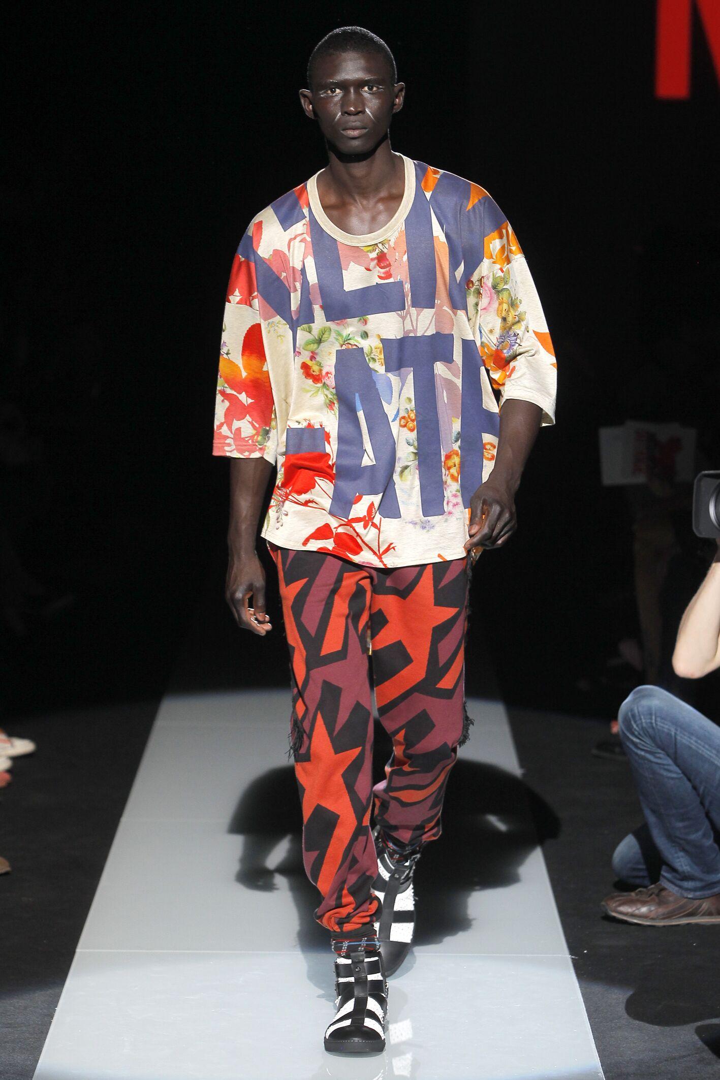 Spring Fashion 2015 Vivienne Westwood