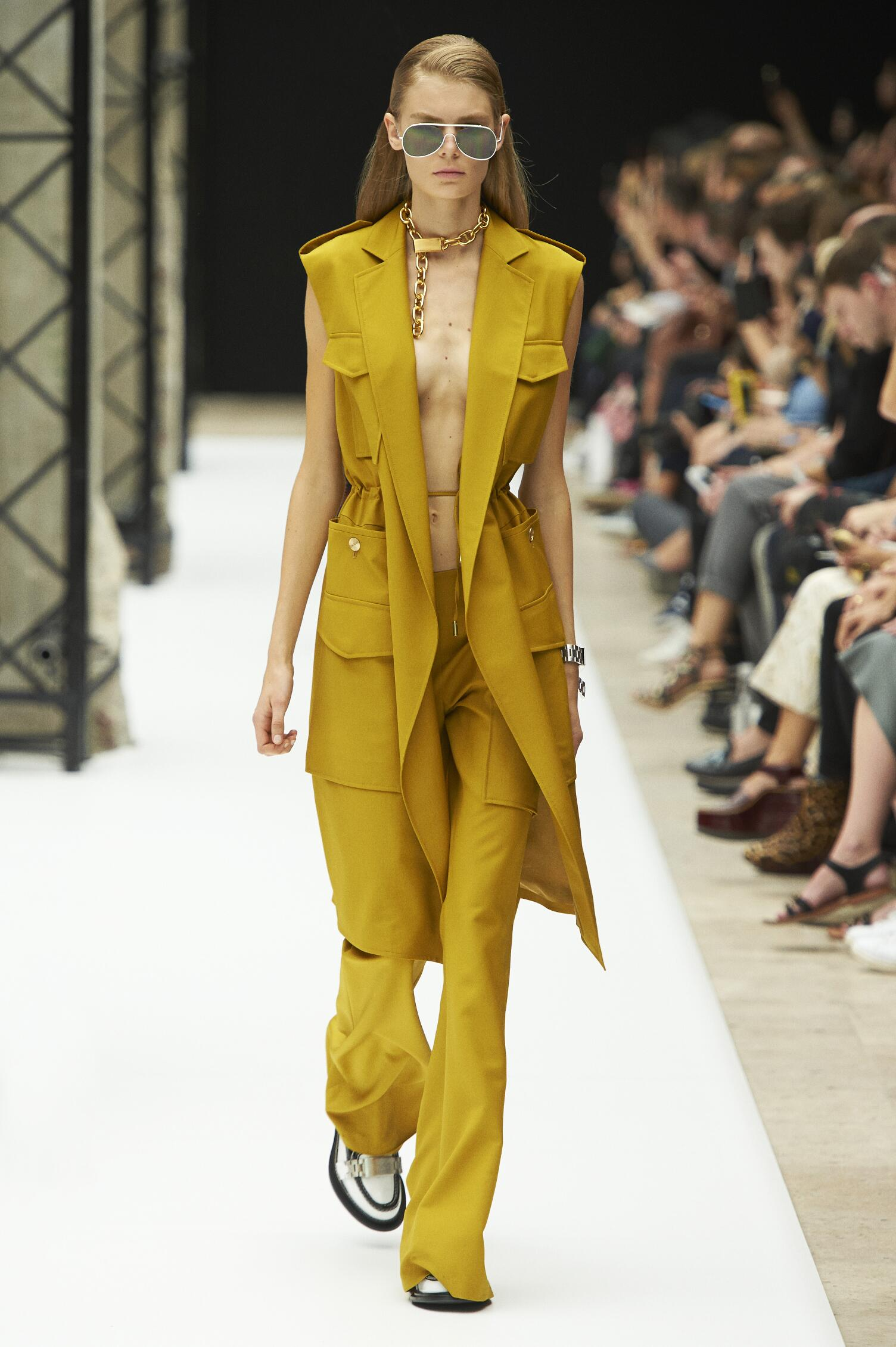Spring Summer 2015 Fashion Model Acne Studios