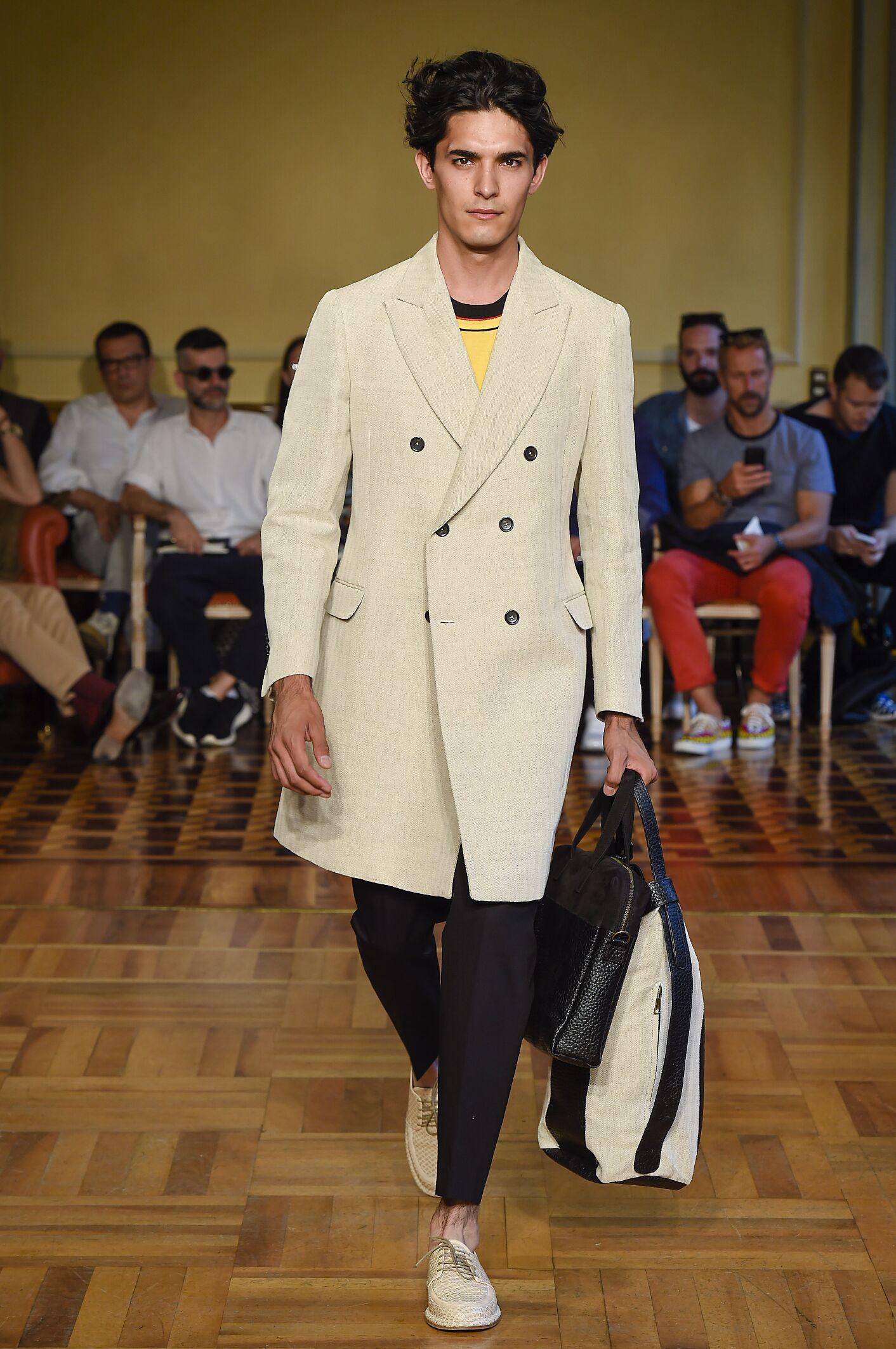 Spring Summer 2015 Fashion Model Andrea Incontri