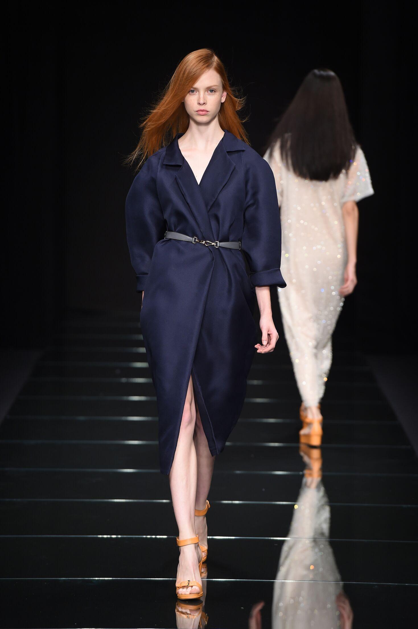 Spring Summer 2015 Fashion Model Anteprima