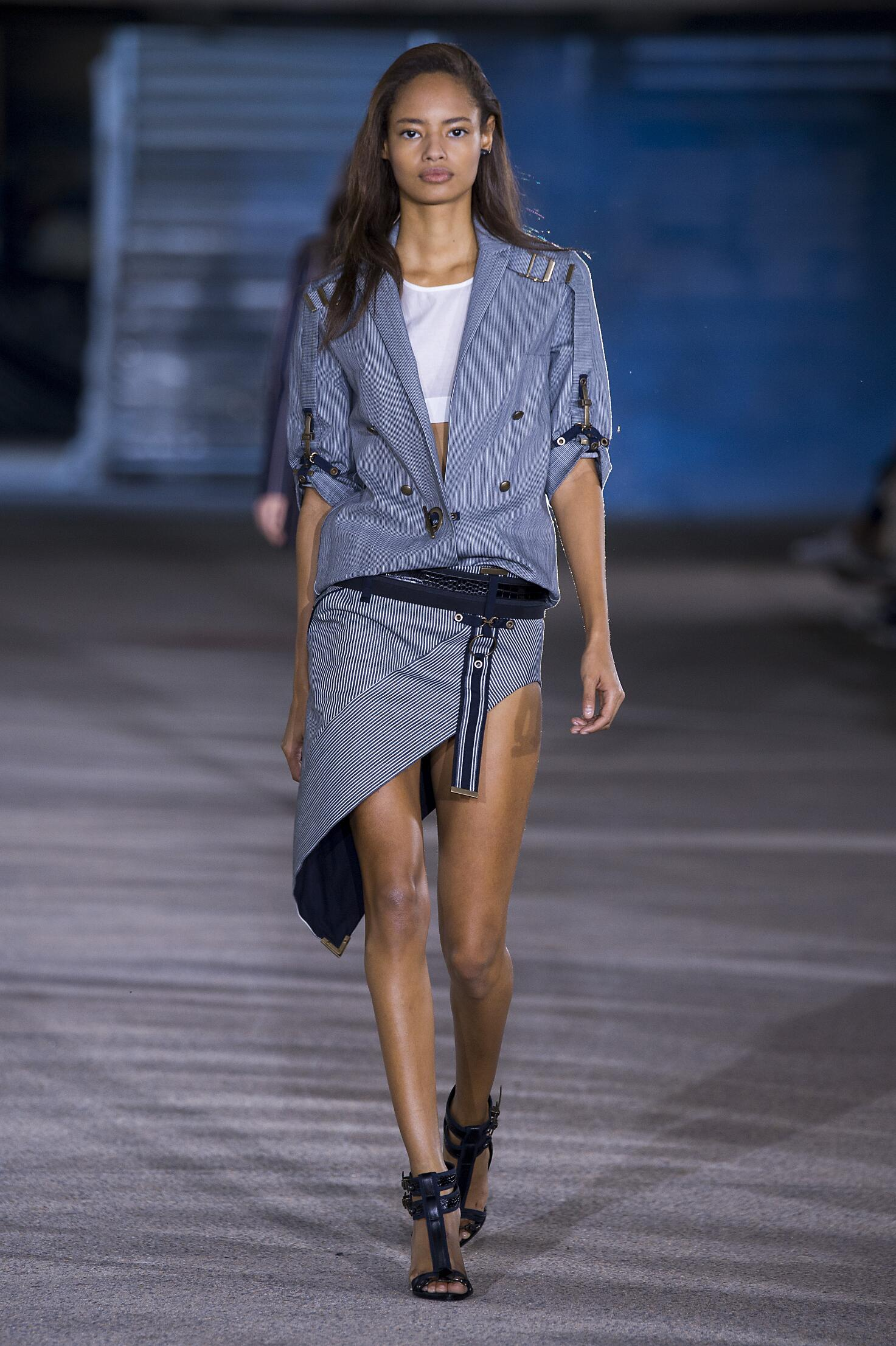 Spring Summer 2015 Fashion Model Anthony Vaccarello