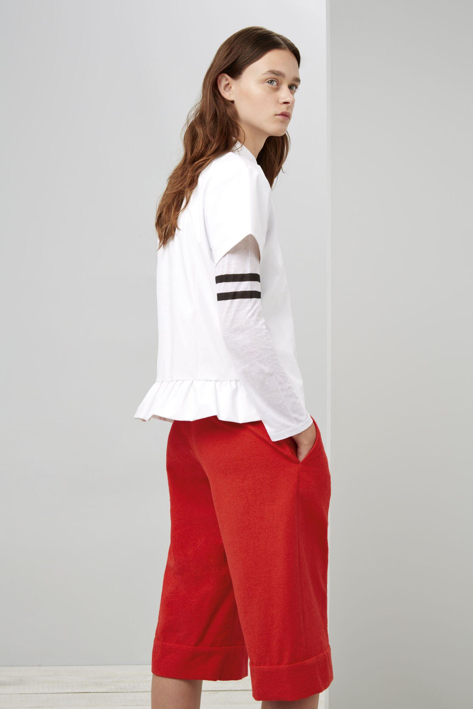 Spring Summer 2015 Fashion Model Arthur Arbesser