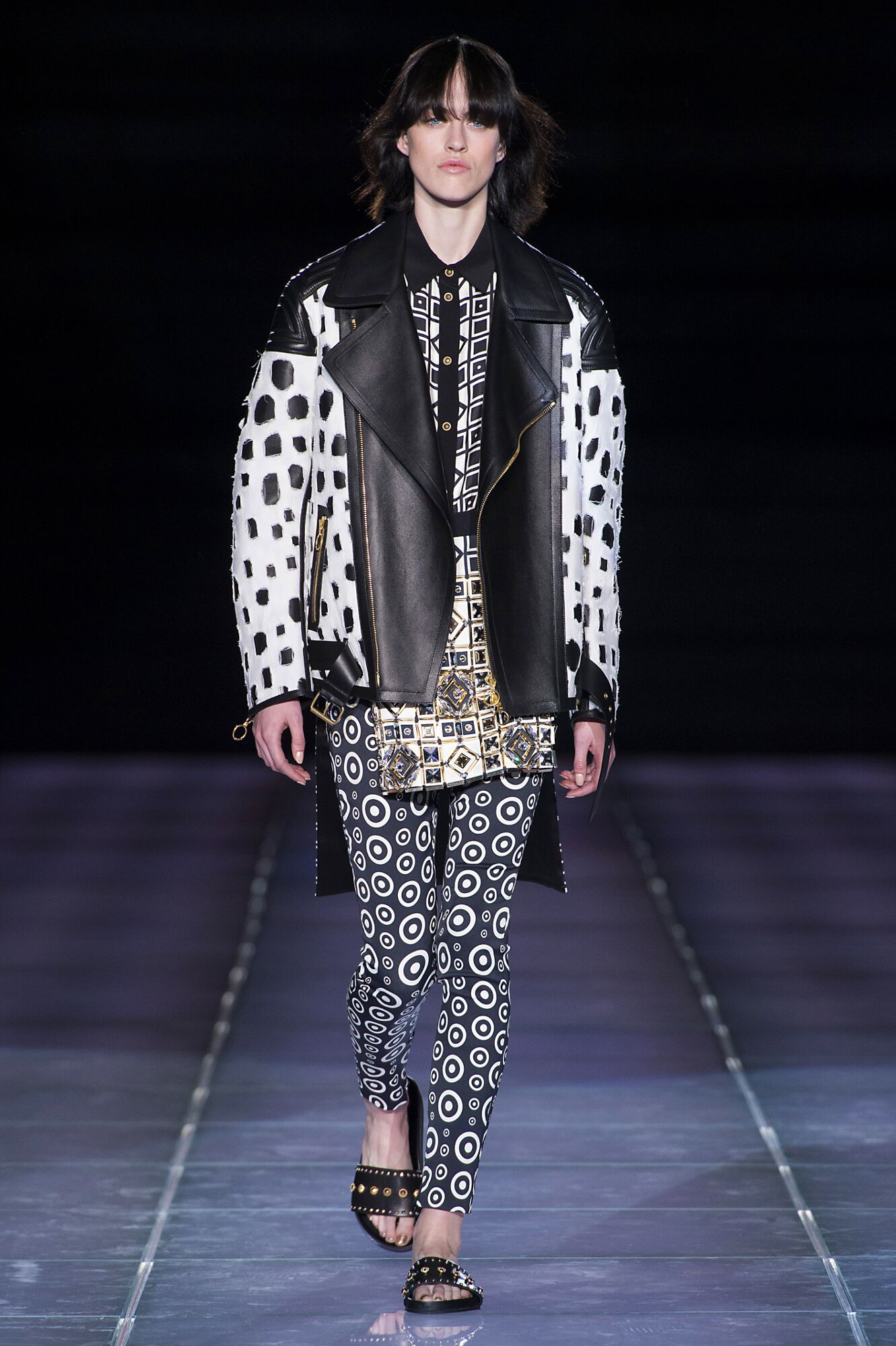 Spring Summer 2015 Fashion Model Fausto Puglisi