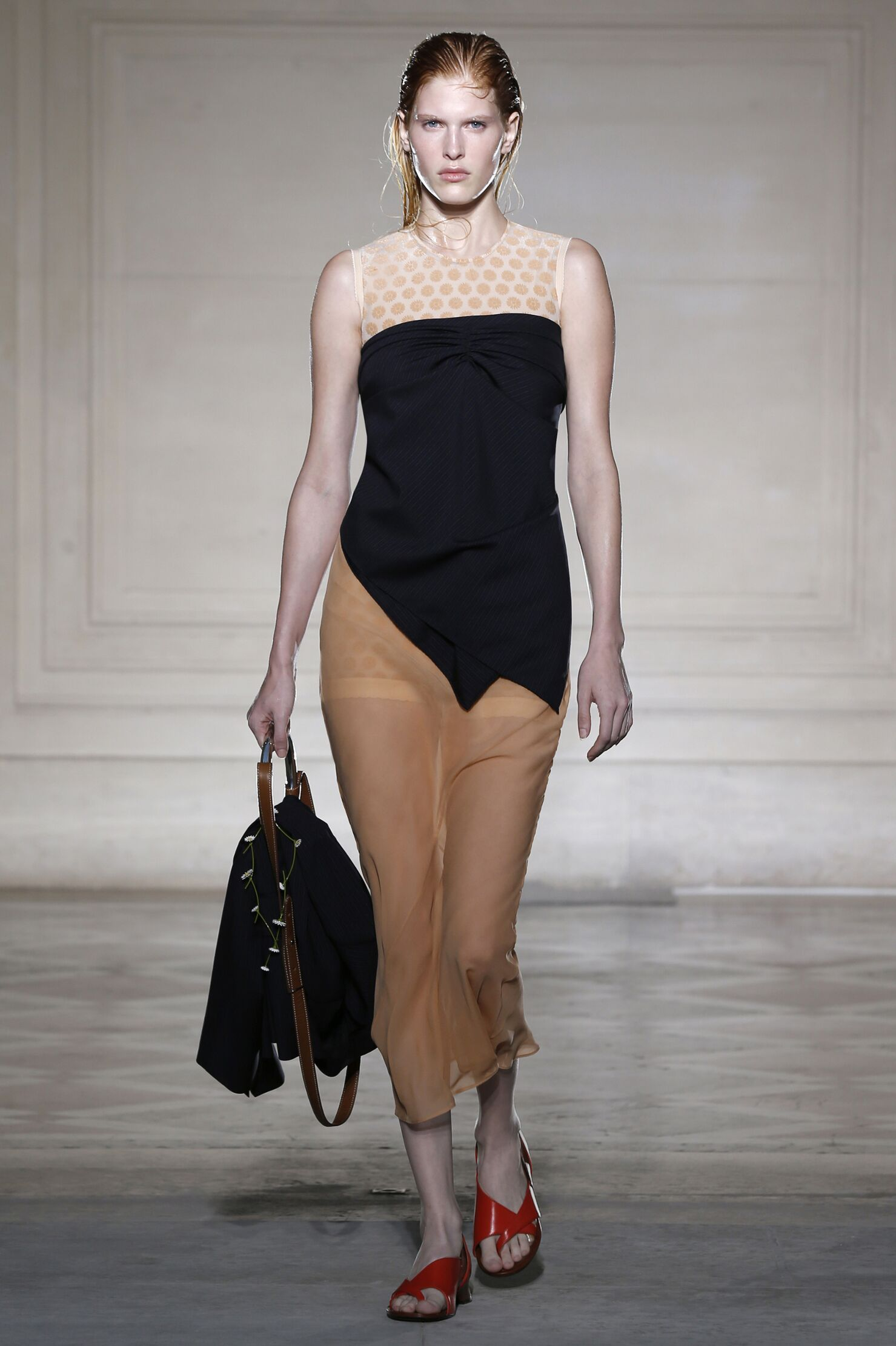 Spring Summer 2015 Fashion Model Maison Martin Margiela