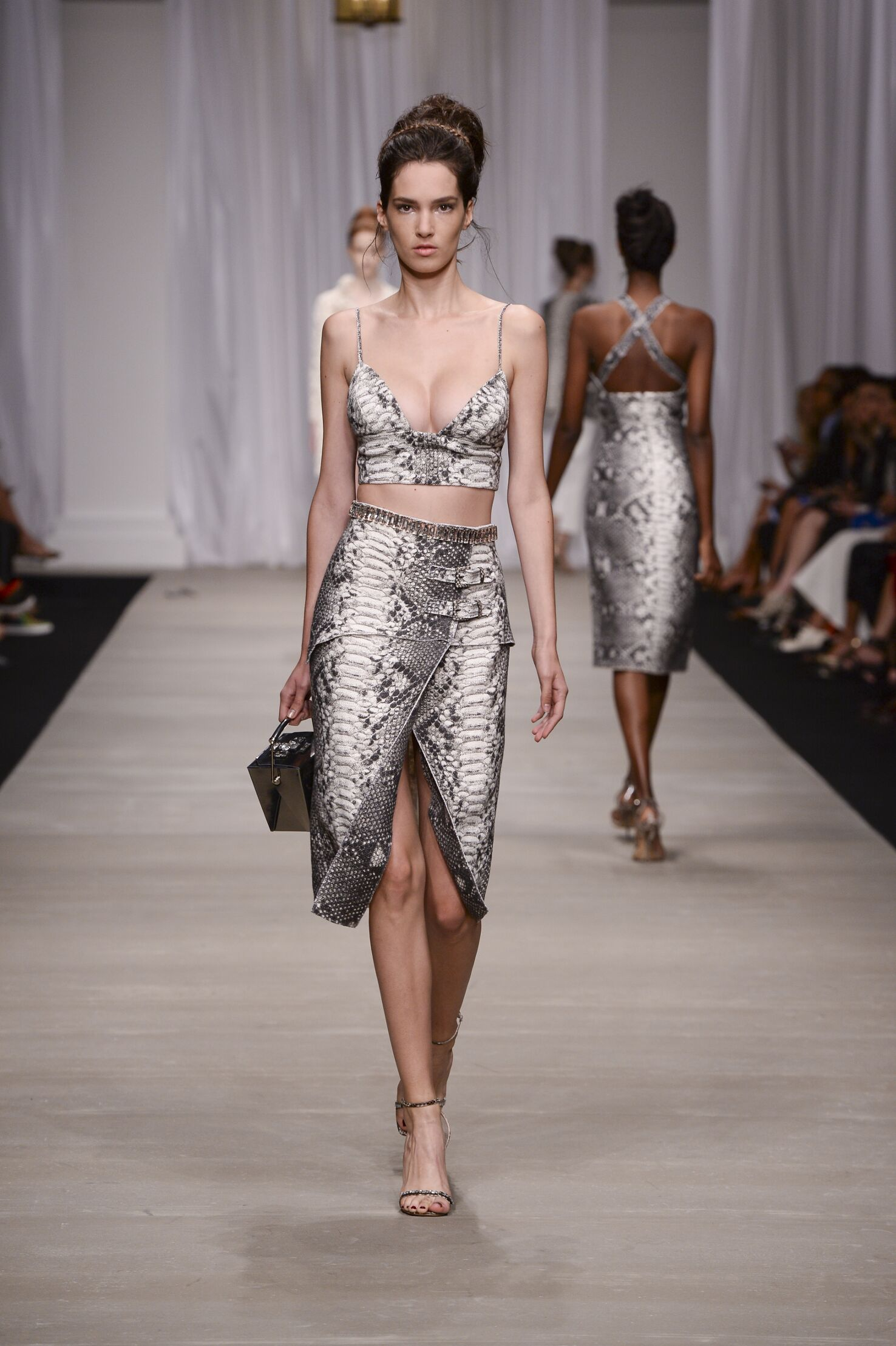 Spring Summer 2015 Woman Milan Ermanno Scervino Collection