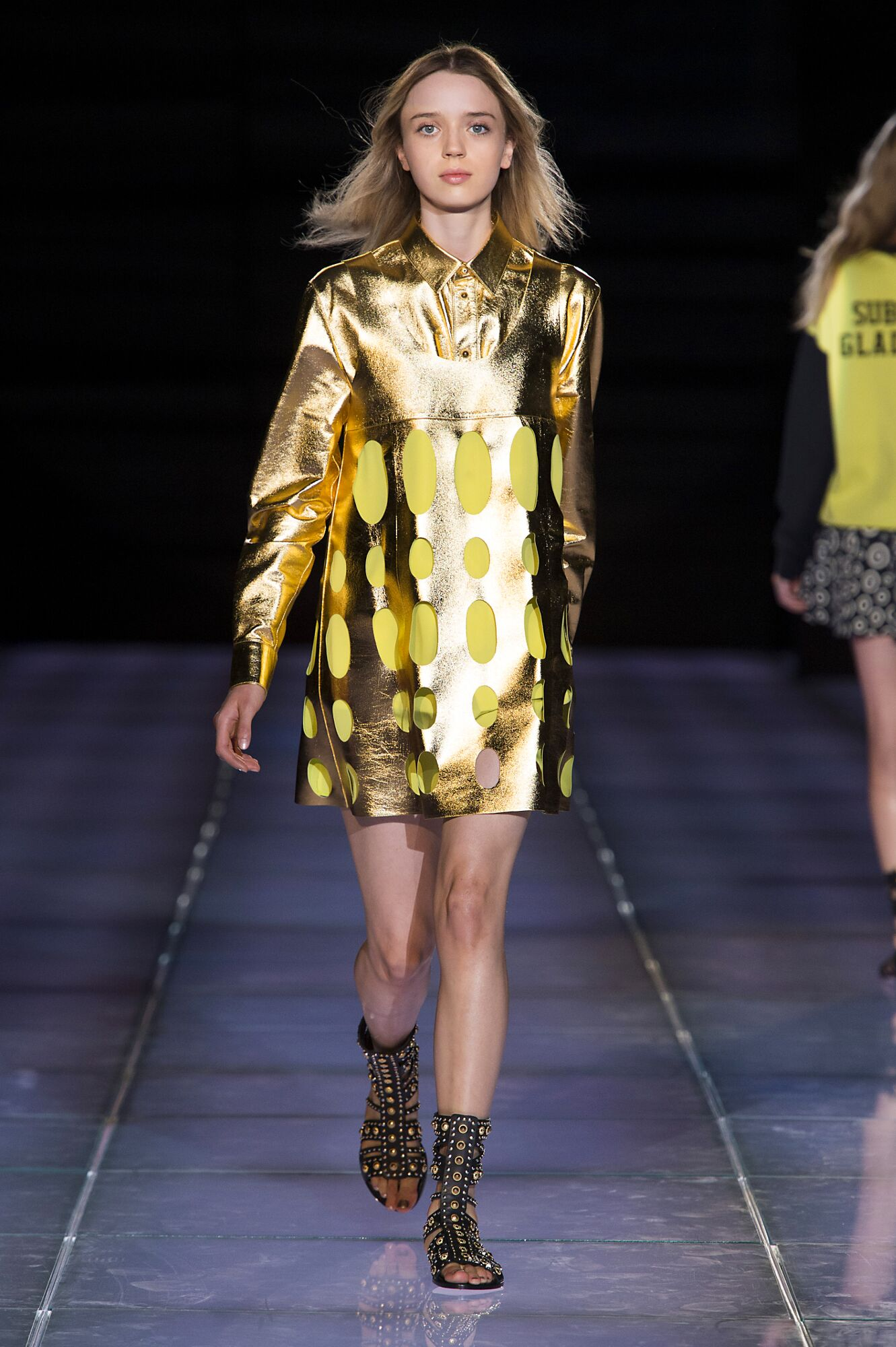 Spring Summer 2015 Woman Milan Fausto Puglisi Collection